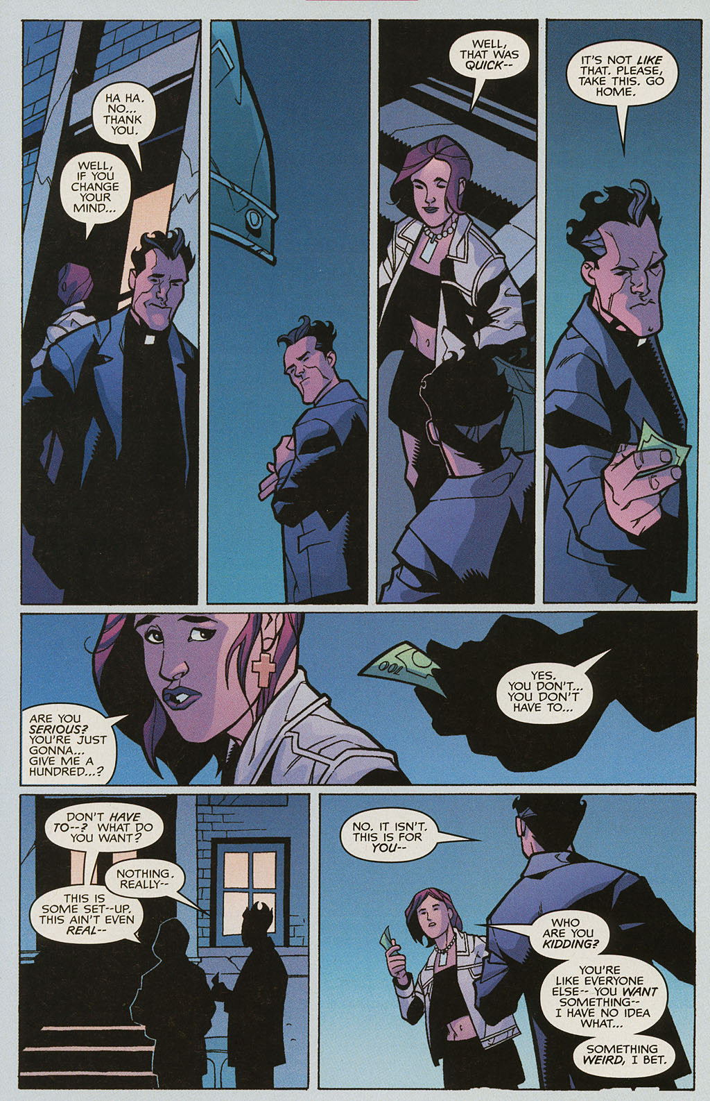 Read online Nightcrawler (2002) comic -  Issue #4 - 24