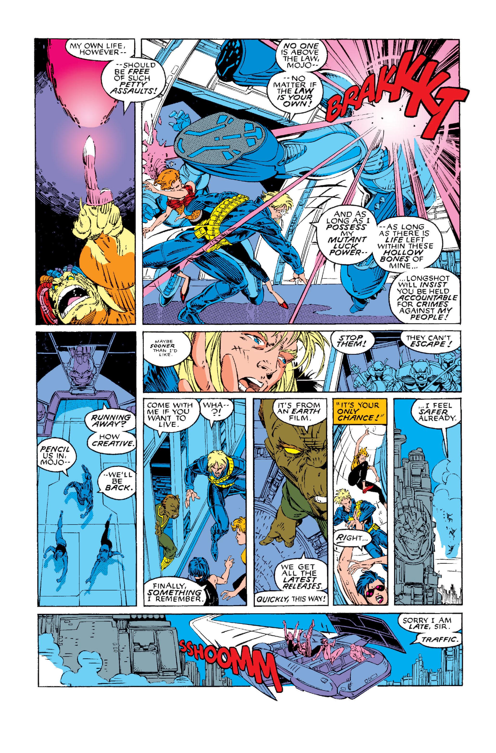 X-Men (1991) 6 Page 9
