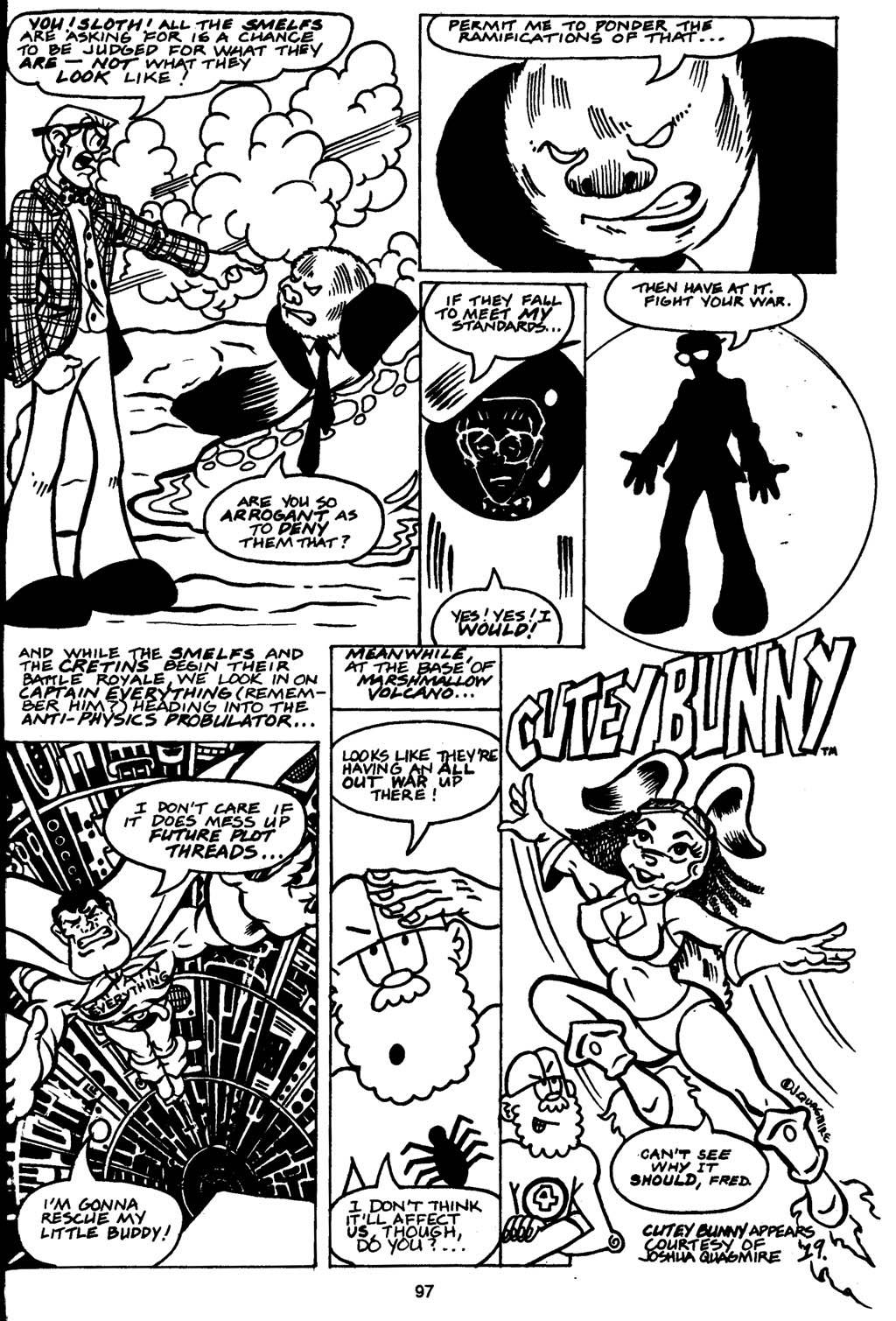 Read online Normalman - The Novel comic -  Issue # TPB (Part 1) - 99