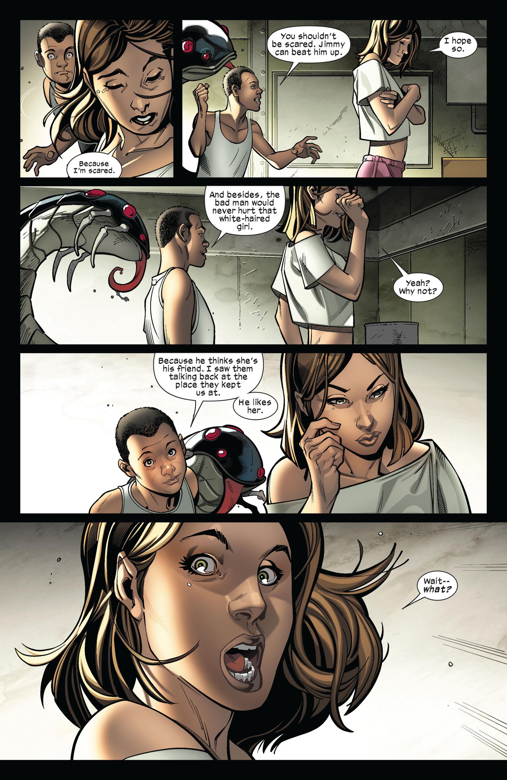 Read online Ultimate Comics X-Men comic -  Issue #4 - 19
