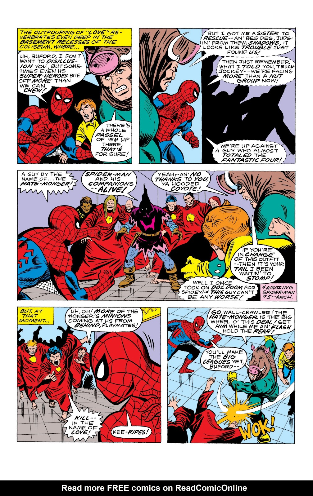 Read online Marvel Masterworks: The Spectacular Spider-Man comic -  Issue # TPB (Part 3) - 38