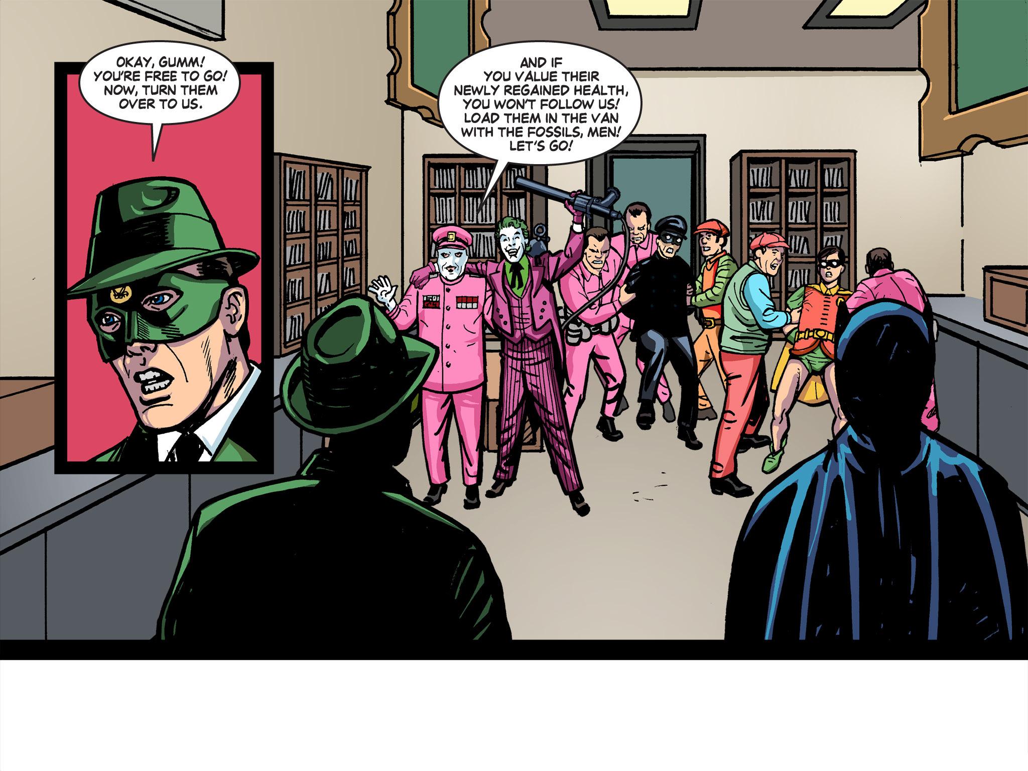 Read online Batman '66 Meets the Green Hornet [II] comic -  Issue #5 - 22