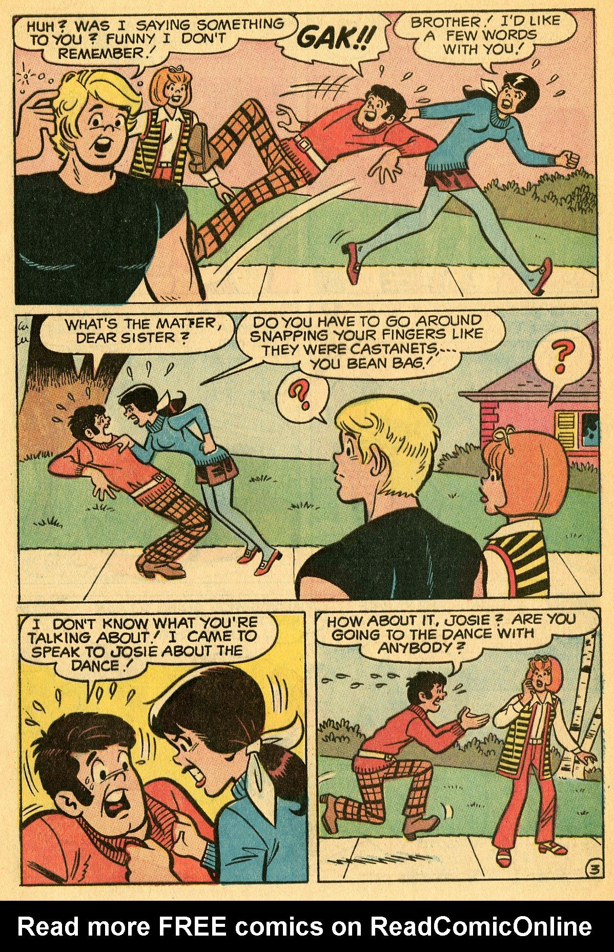 Read online She's Josie comic -  Issue #47 - 5