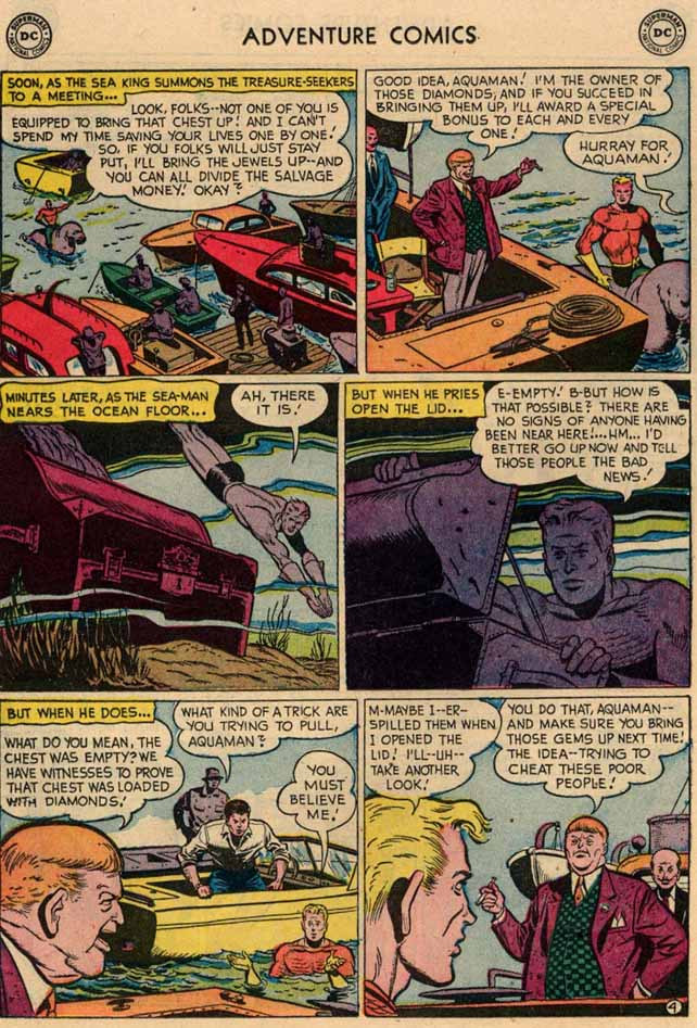 Read online Adventure Comics (1938) comic -  Issue #189 - 20