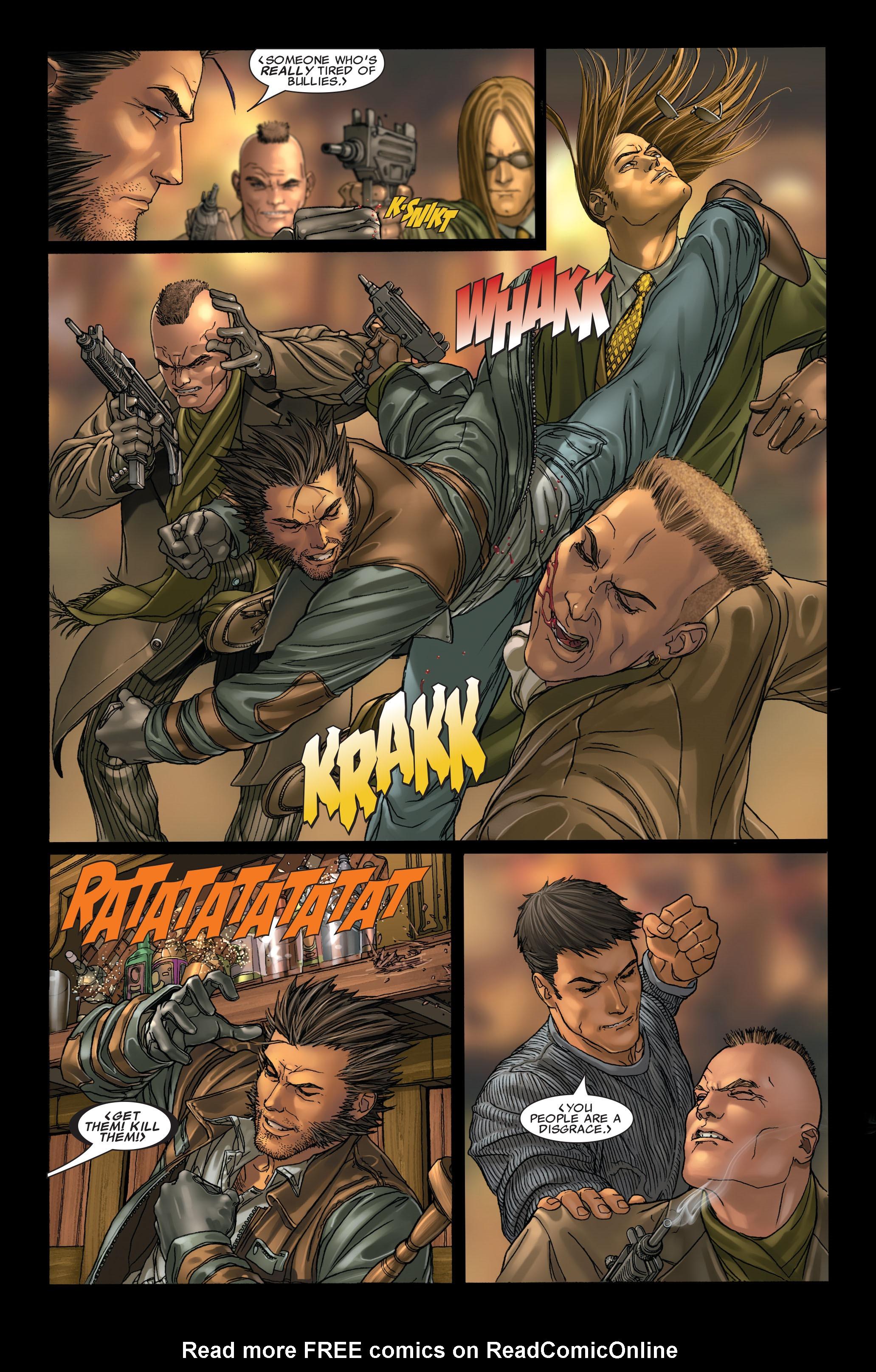 Read online Uncanny X-Men (1963) comic -  Issue #496 - 18