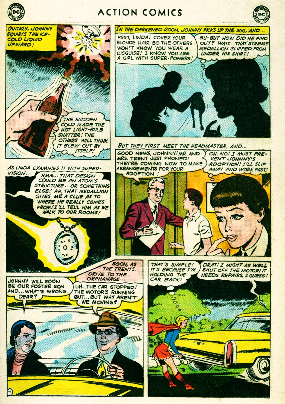 Read online Action Comics (1938) comic -  Issue #263 - 25