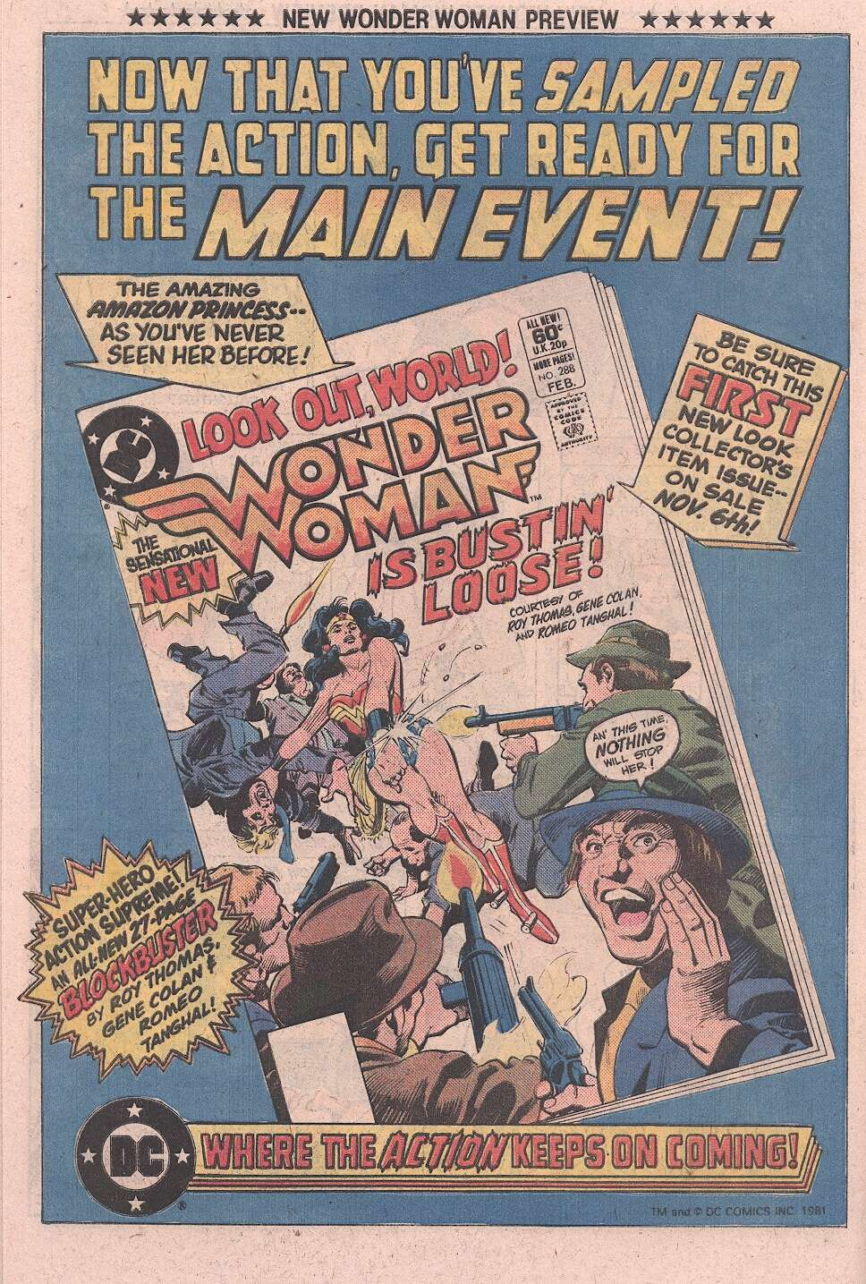 Read online Wonder Woman (1942) comic -  Issue #287b - 16