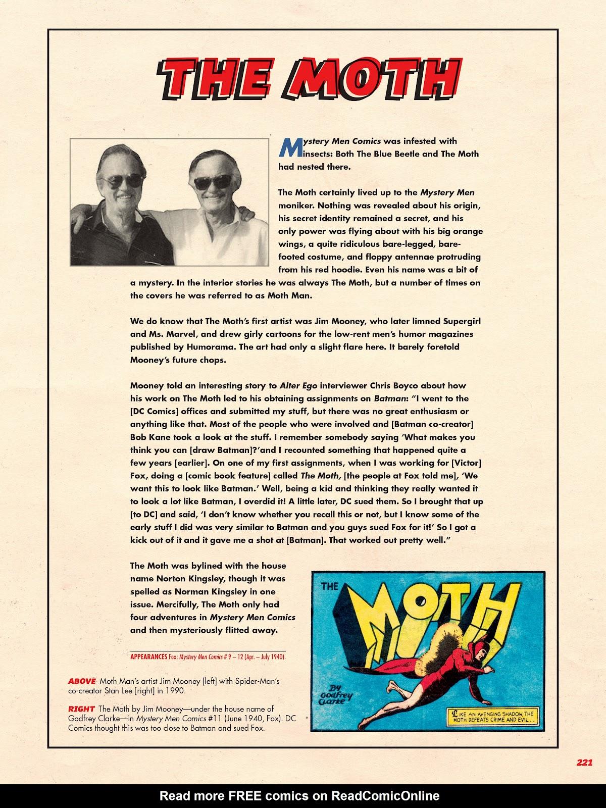 Read online Super Weird Heroes comic -  Issue # TPB 1 (Part 3) - 21