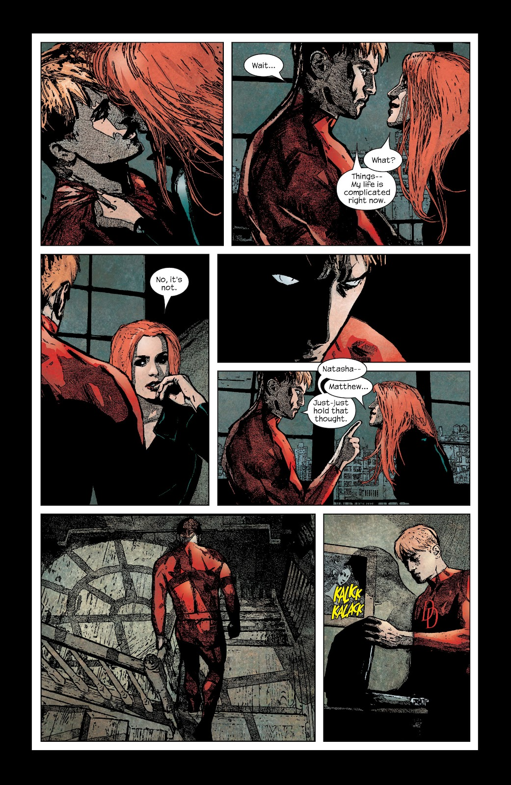 Read online Daredevil (1998) comic -  Issue # _Ultimate_Collection TPB 2 (Part 4) - 70