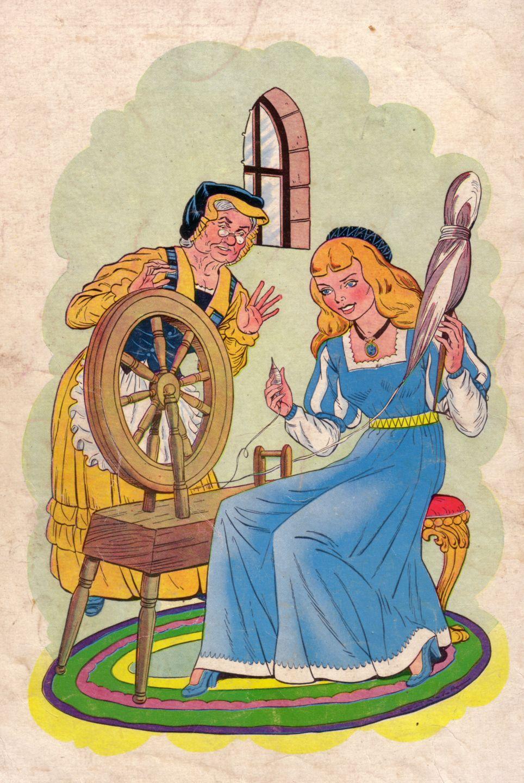Classics Illustrated Junior 505 Page 36