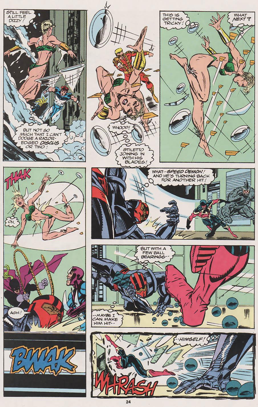 Web of Spider-Man (1985) _Annual 8 #8 - English 20