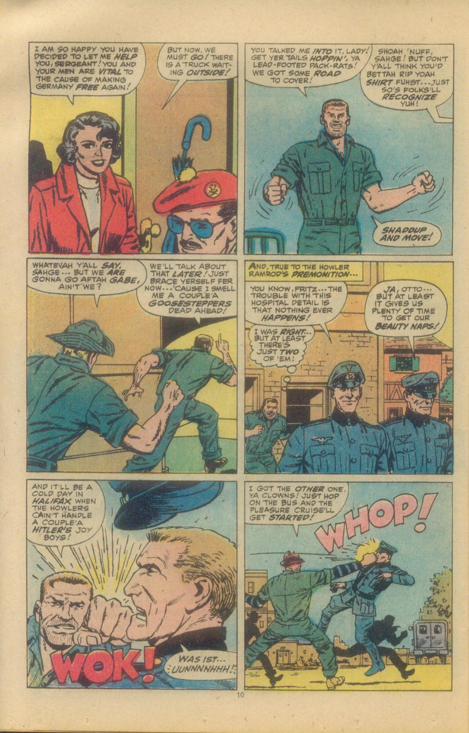 Read online Sgt. Fury comic -  Issue #150 - 12