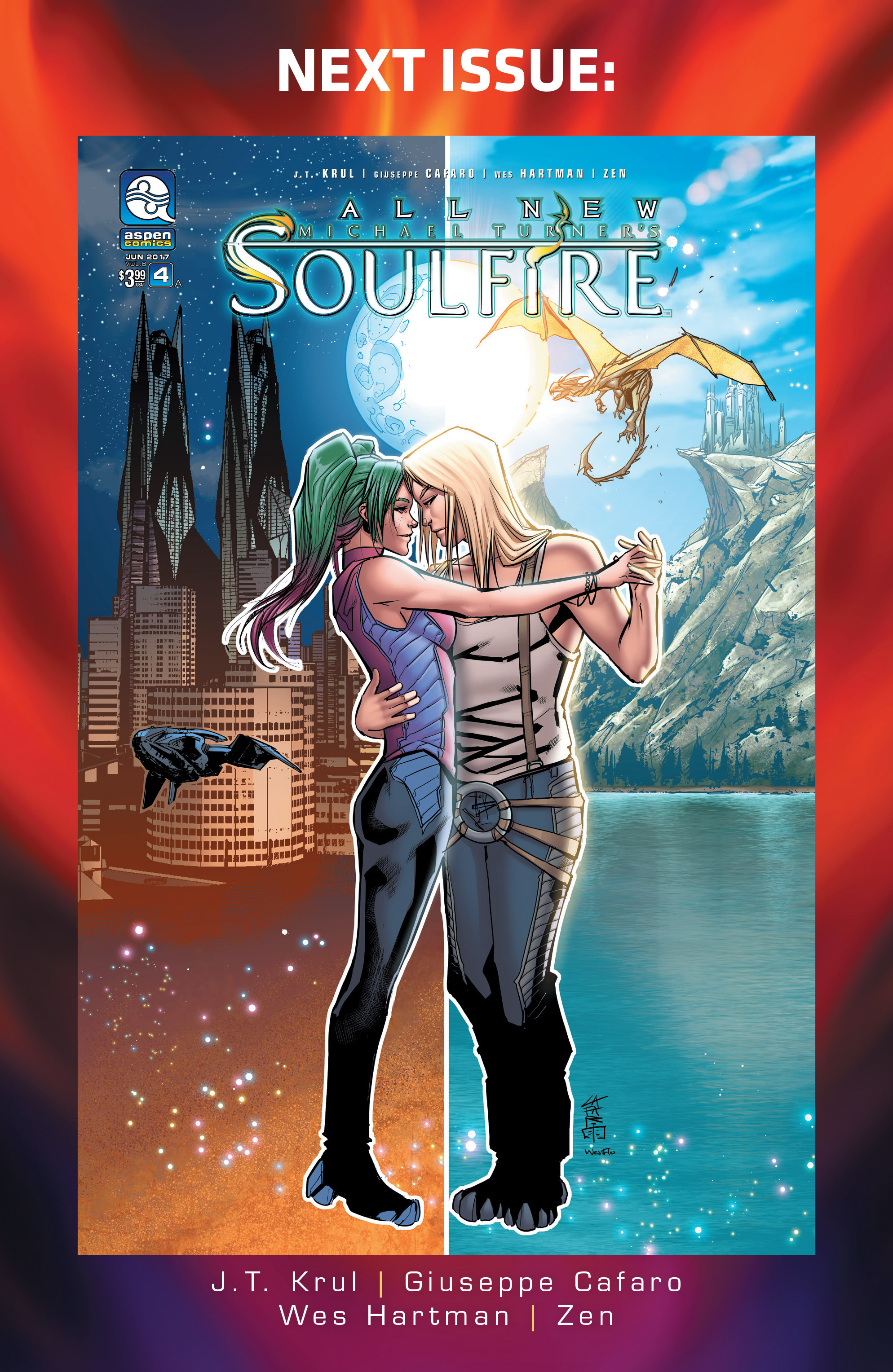 Read online All-New Soulfire Vol. 6 comic -  Issue #3 - 23