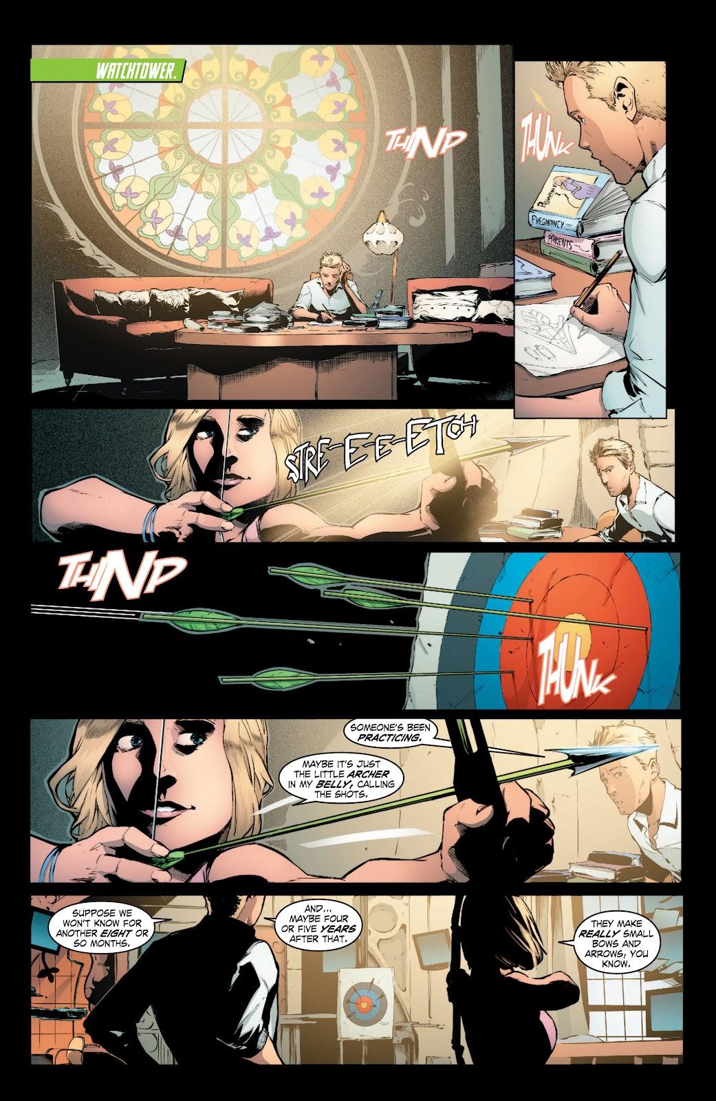 Read online Smallville Season 11 [II] comic -  Issue # TPB 3 - 39
