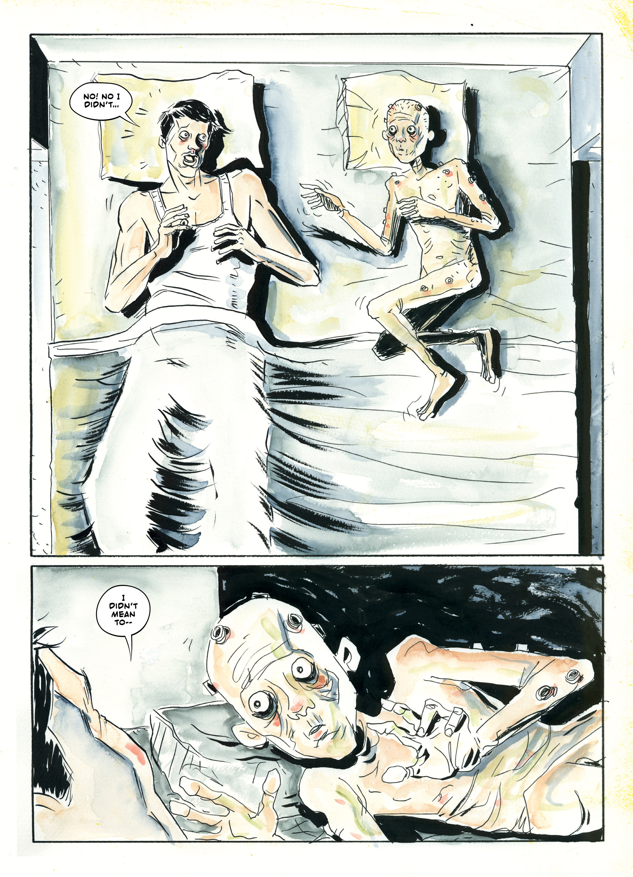 Read online A.D.: After Death comic -  Issue #2 - 33