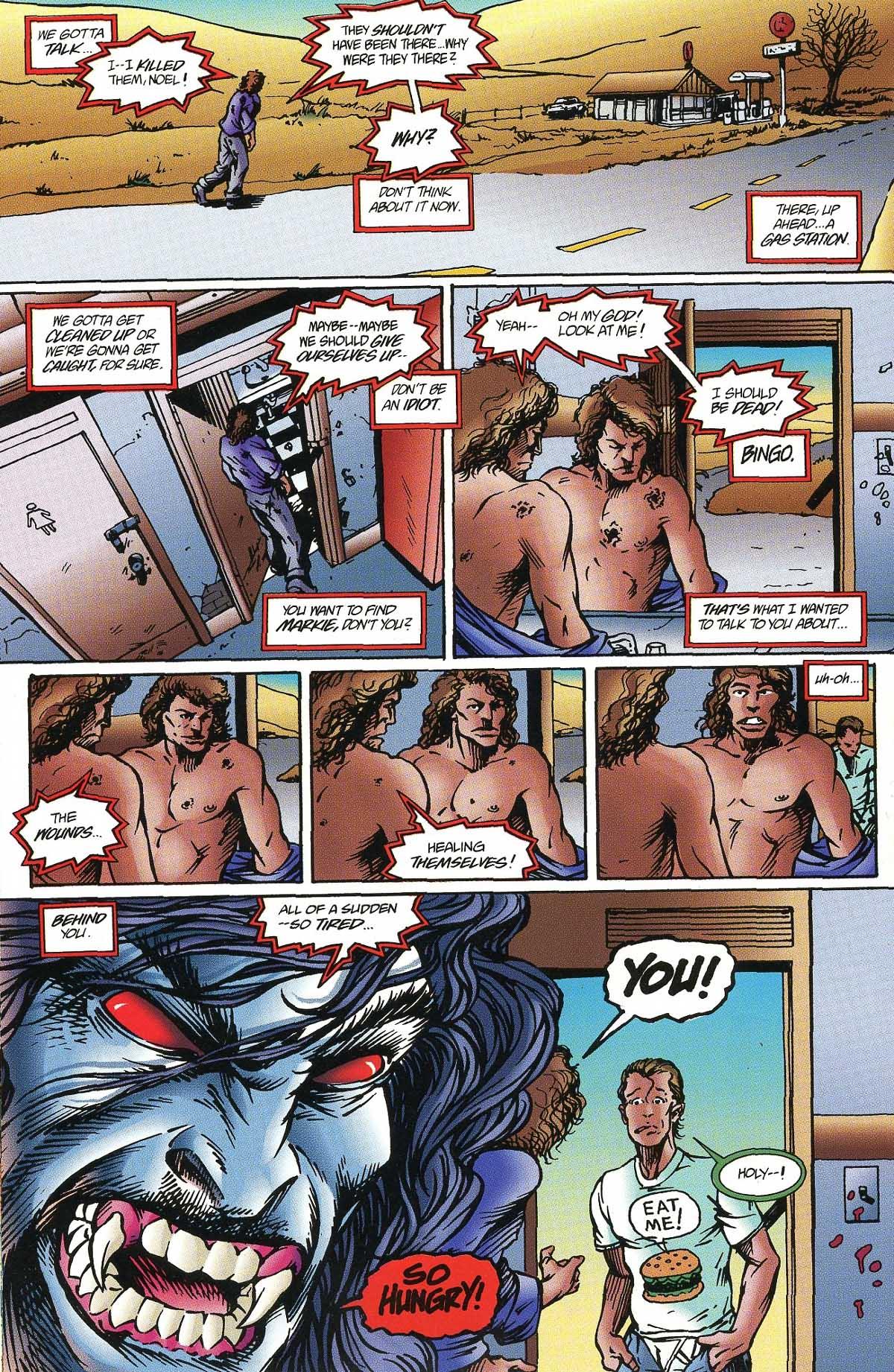 Read online Rune (1994) comic -  Issue #8 - 15