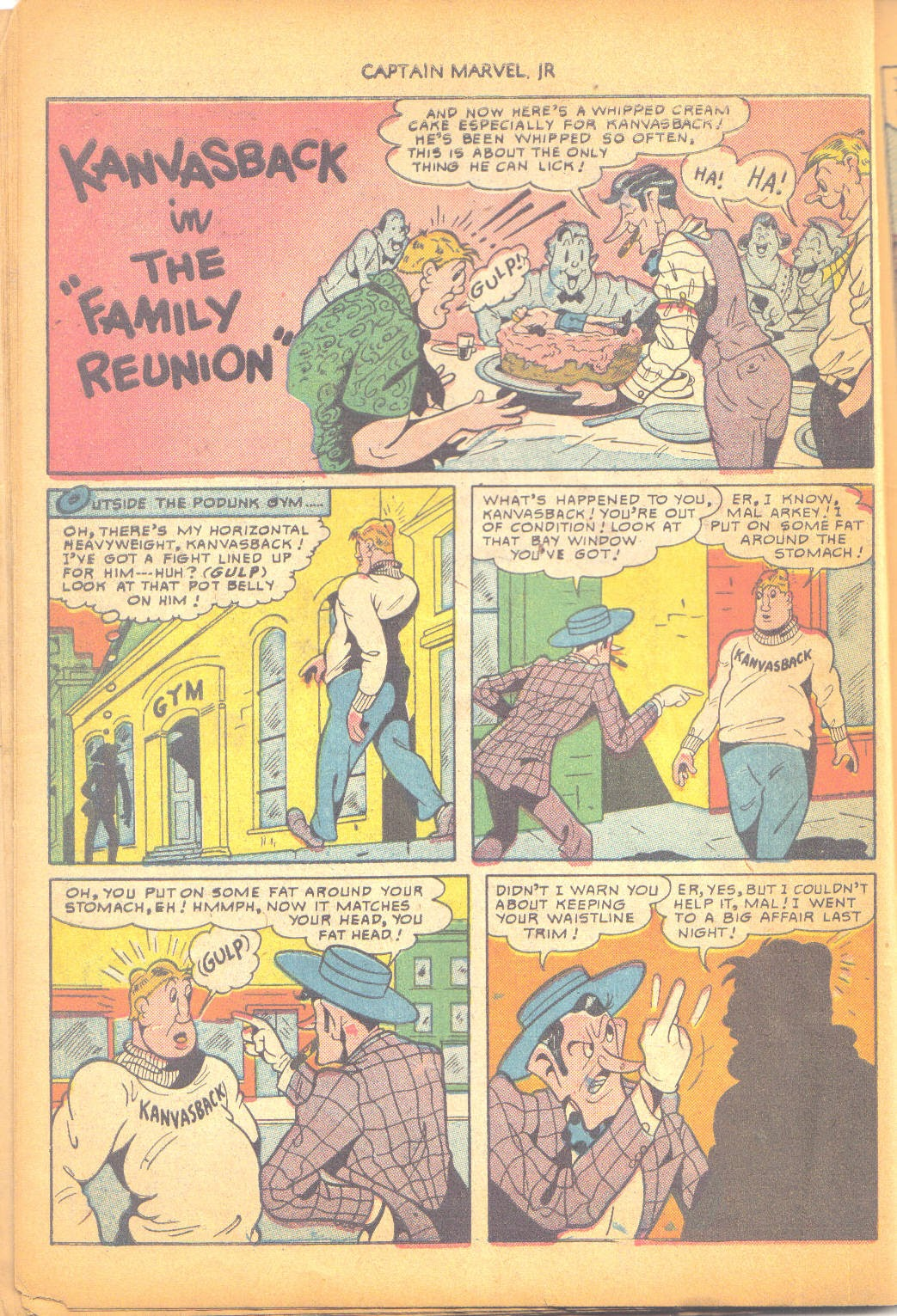 Captain Marvel, Jr. issue 95 - Page 21