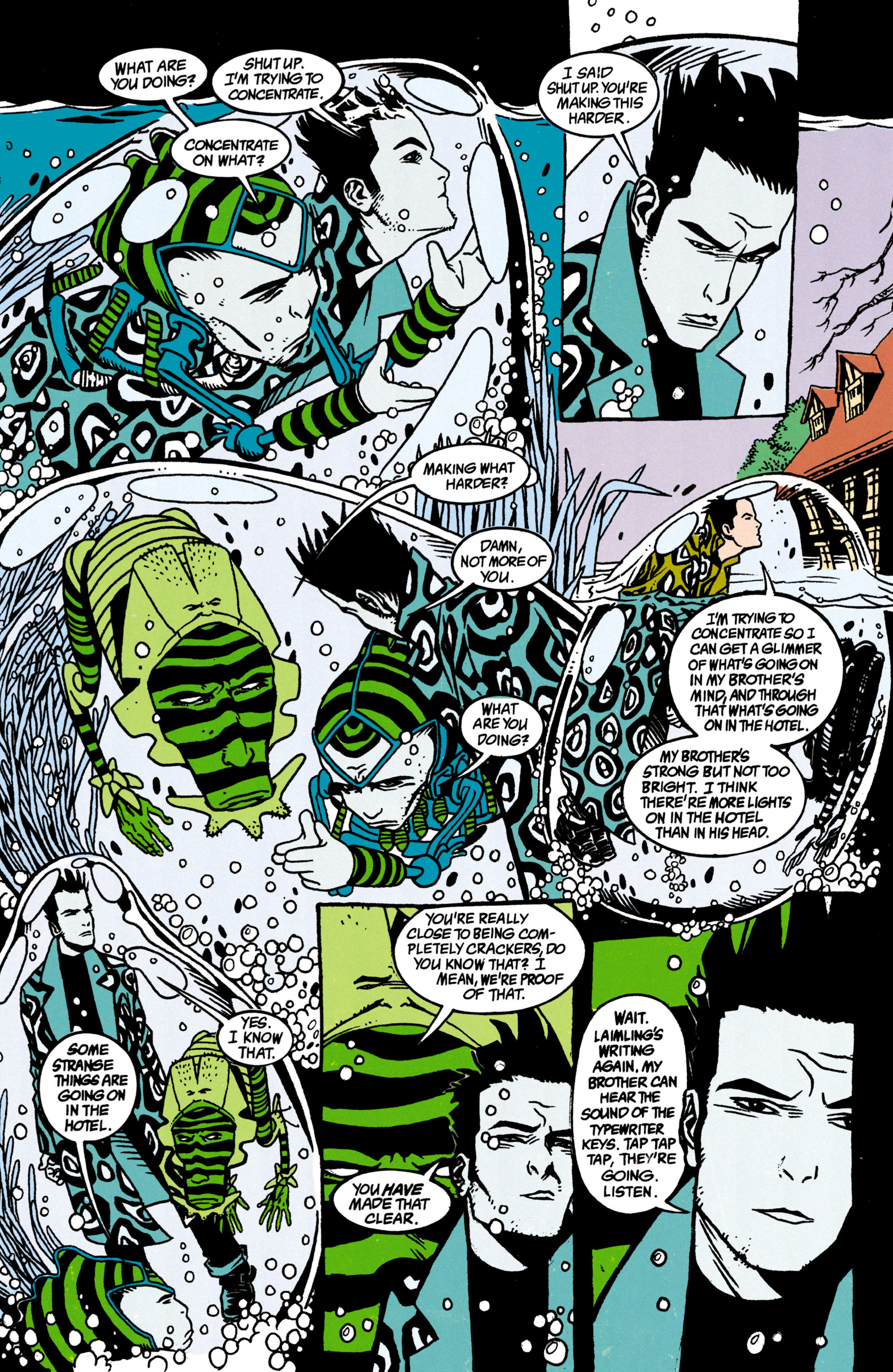 Read online Shade, the Changing Man comic -  Issue #38 - 20