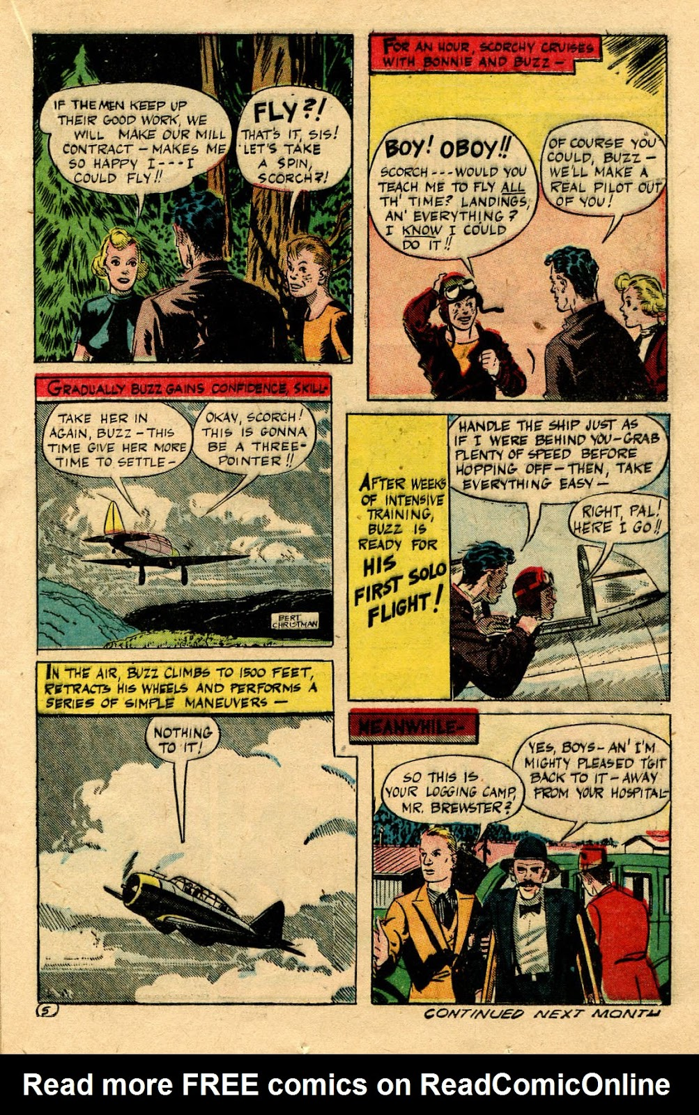Read online Famous Funnies comic -  Issue #116 - 23