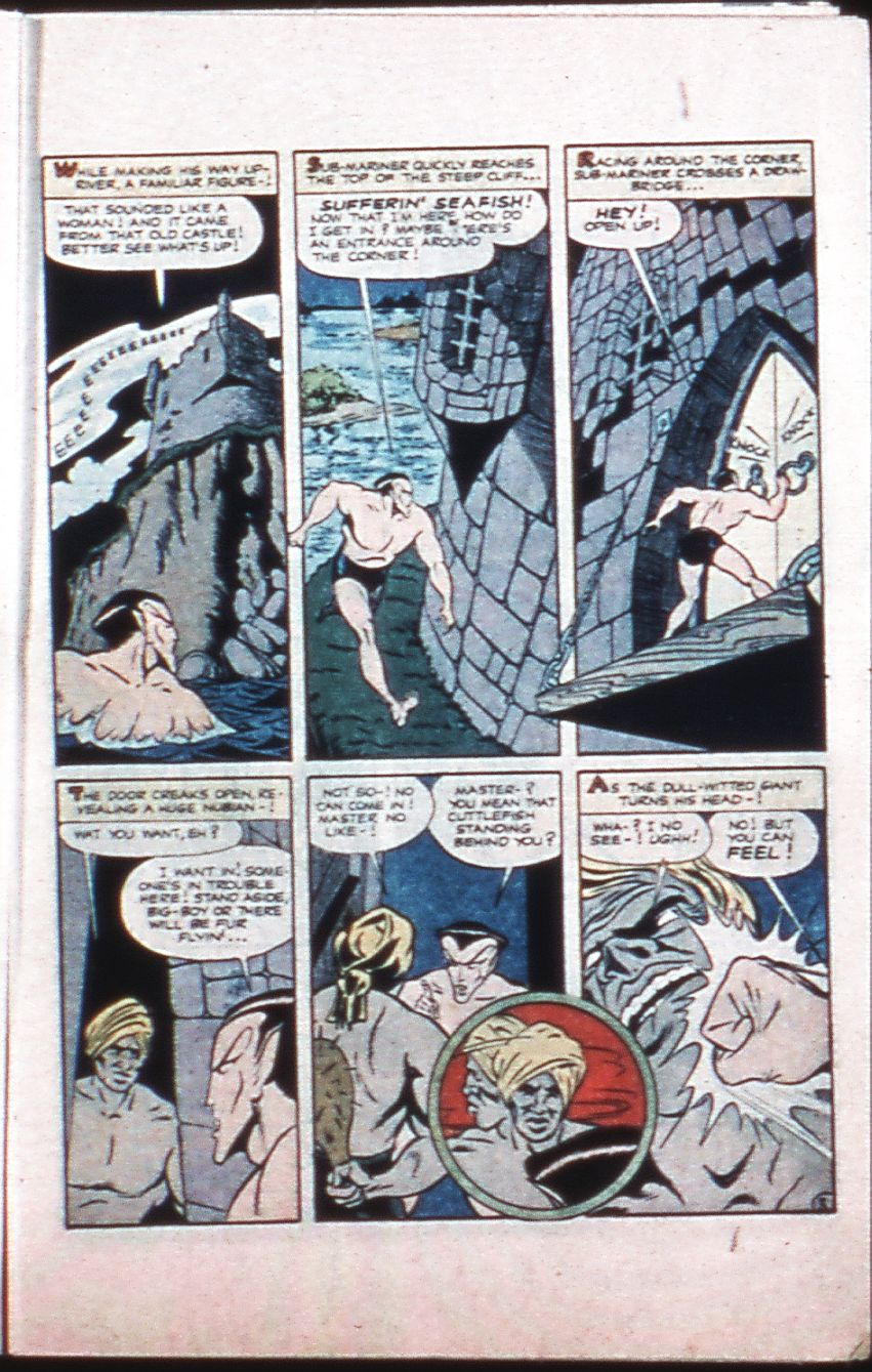 Marvel Mystery Comics (1939) issue 64 - Page 17