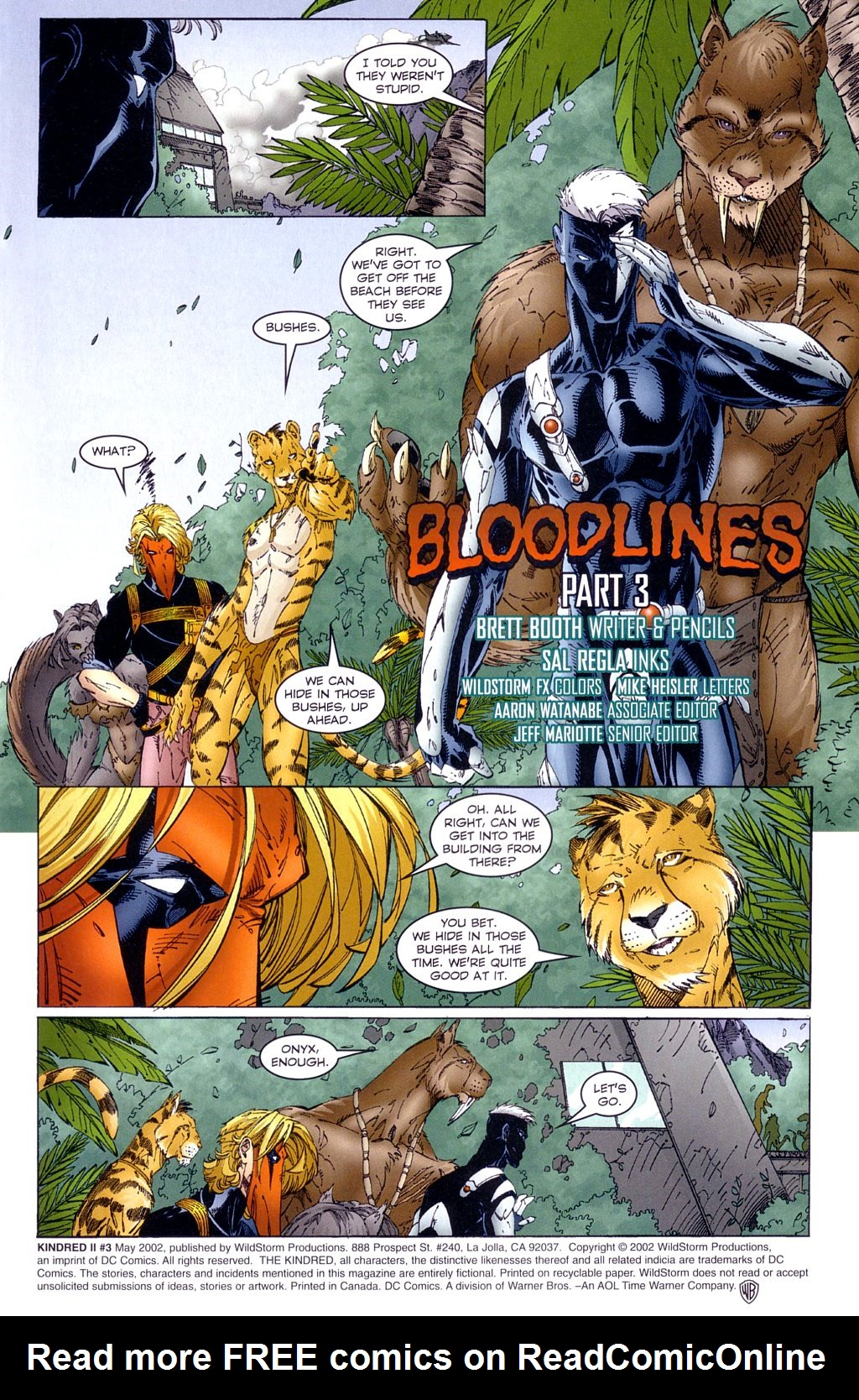 The Kindred II 3 Page 2