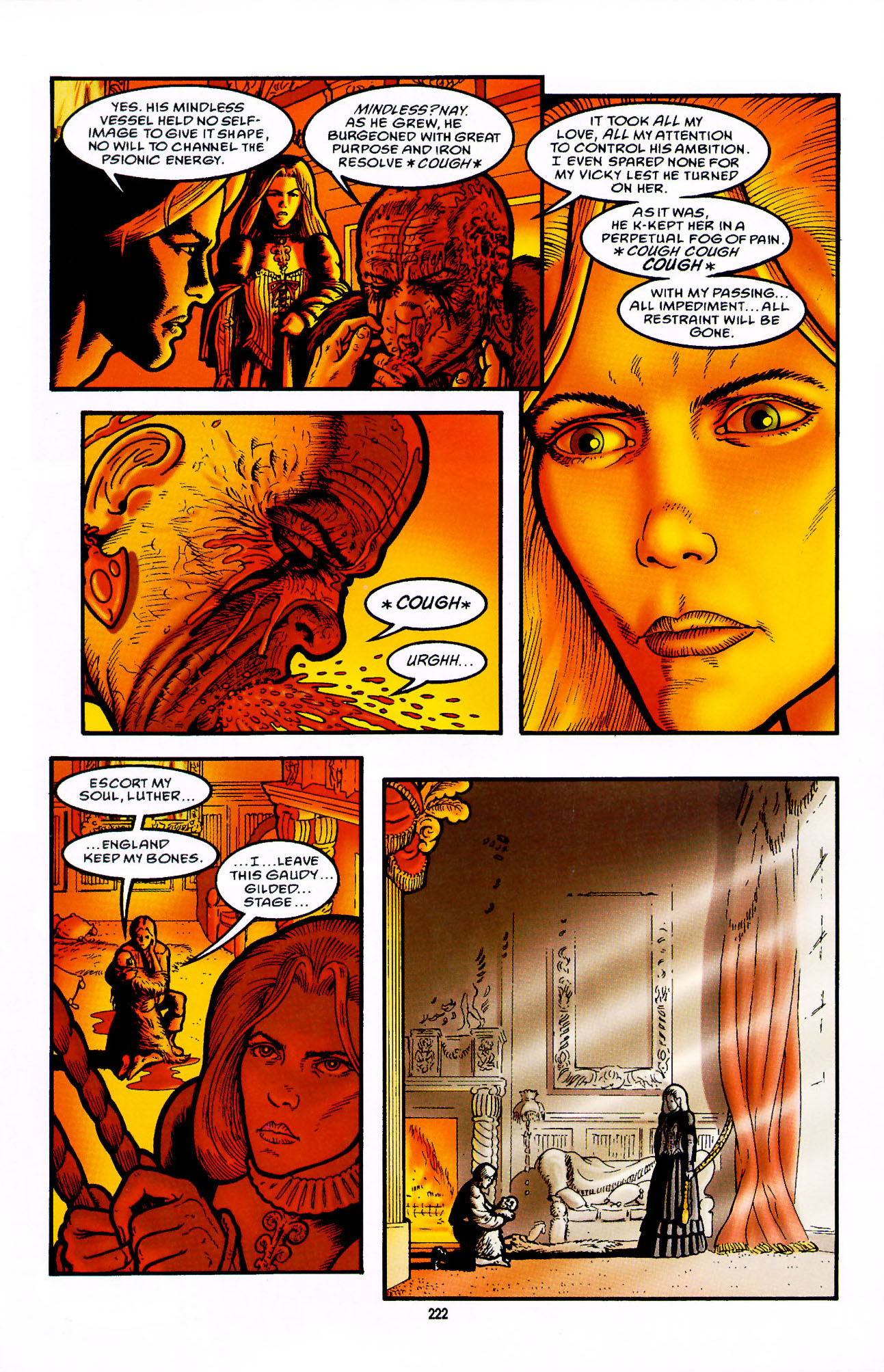 Read online Heart of Empire comic -  Issue #7 - 28
