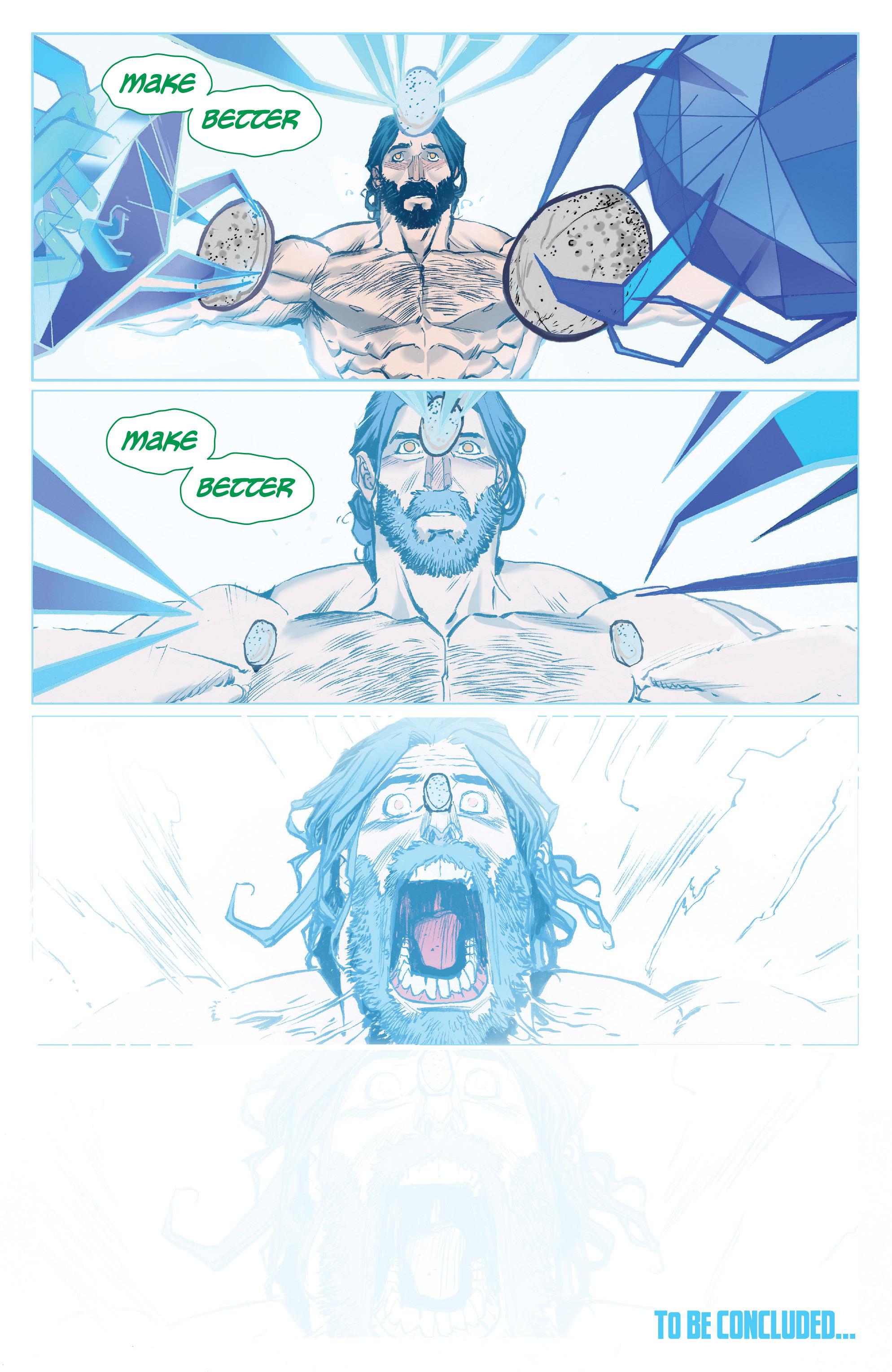 Read online Klaus comic -  Issue #6 - 25