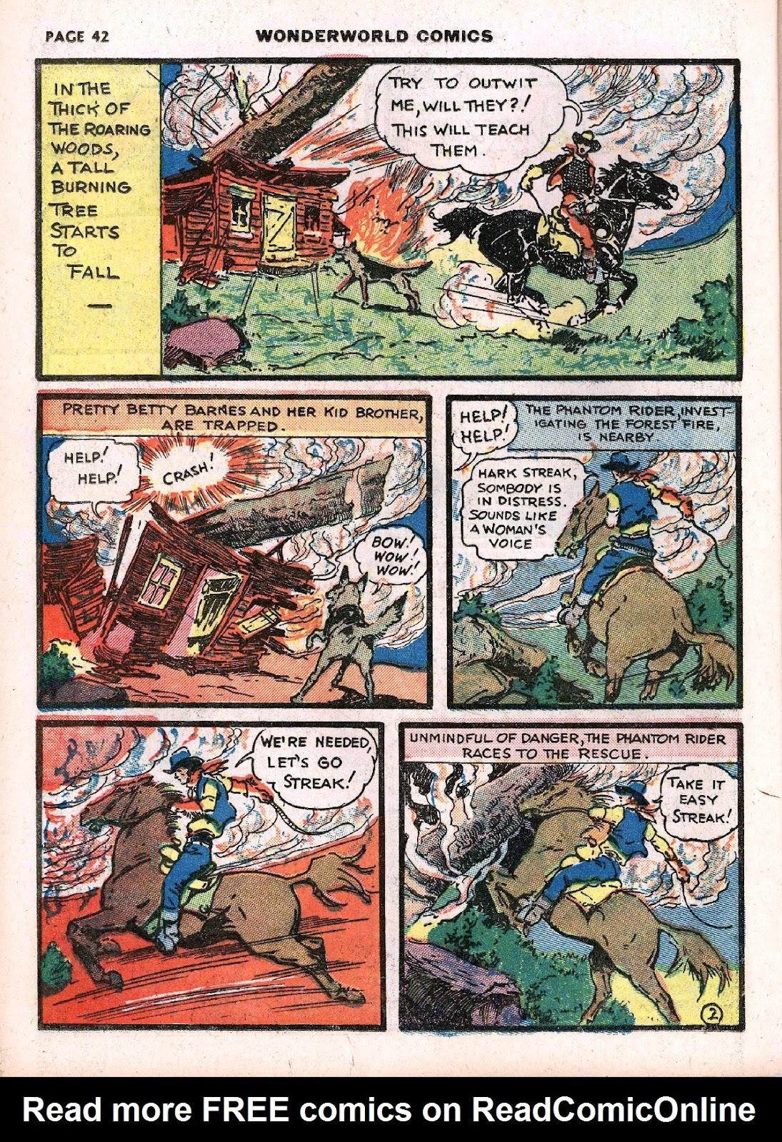 Wonderworld Comics issue 14 - Page 44