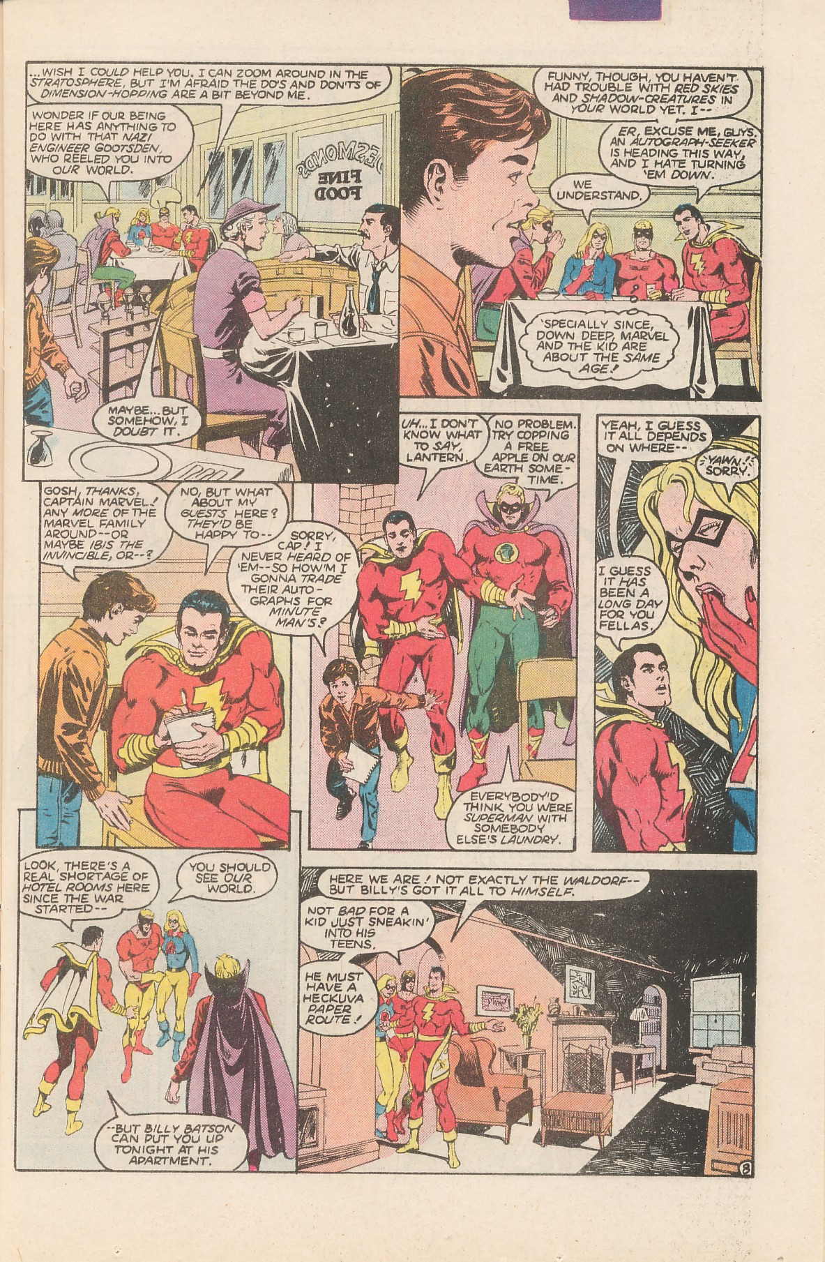 Read online All-Star Squadron comic -  Issue #52 - 11