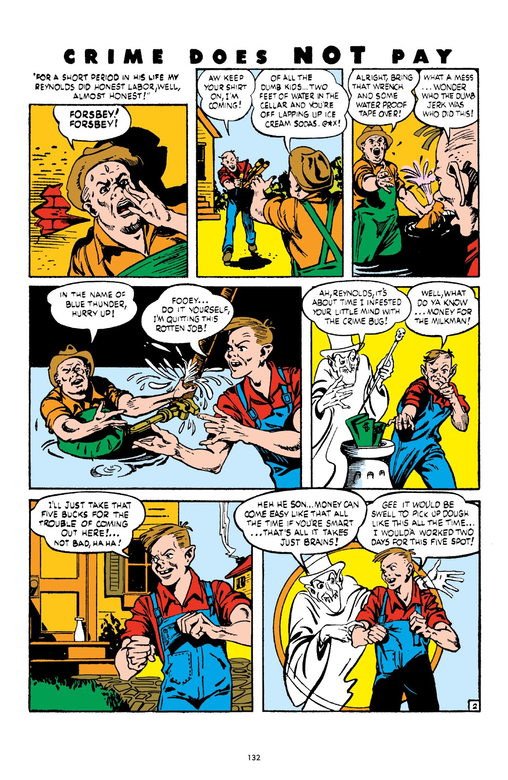 Read online Crime Does Not Pay Archives comic -  Issue # TPB 3 (Part 2) - 32