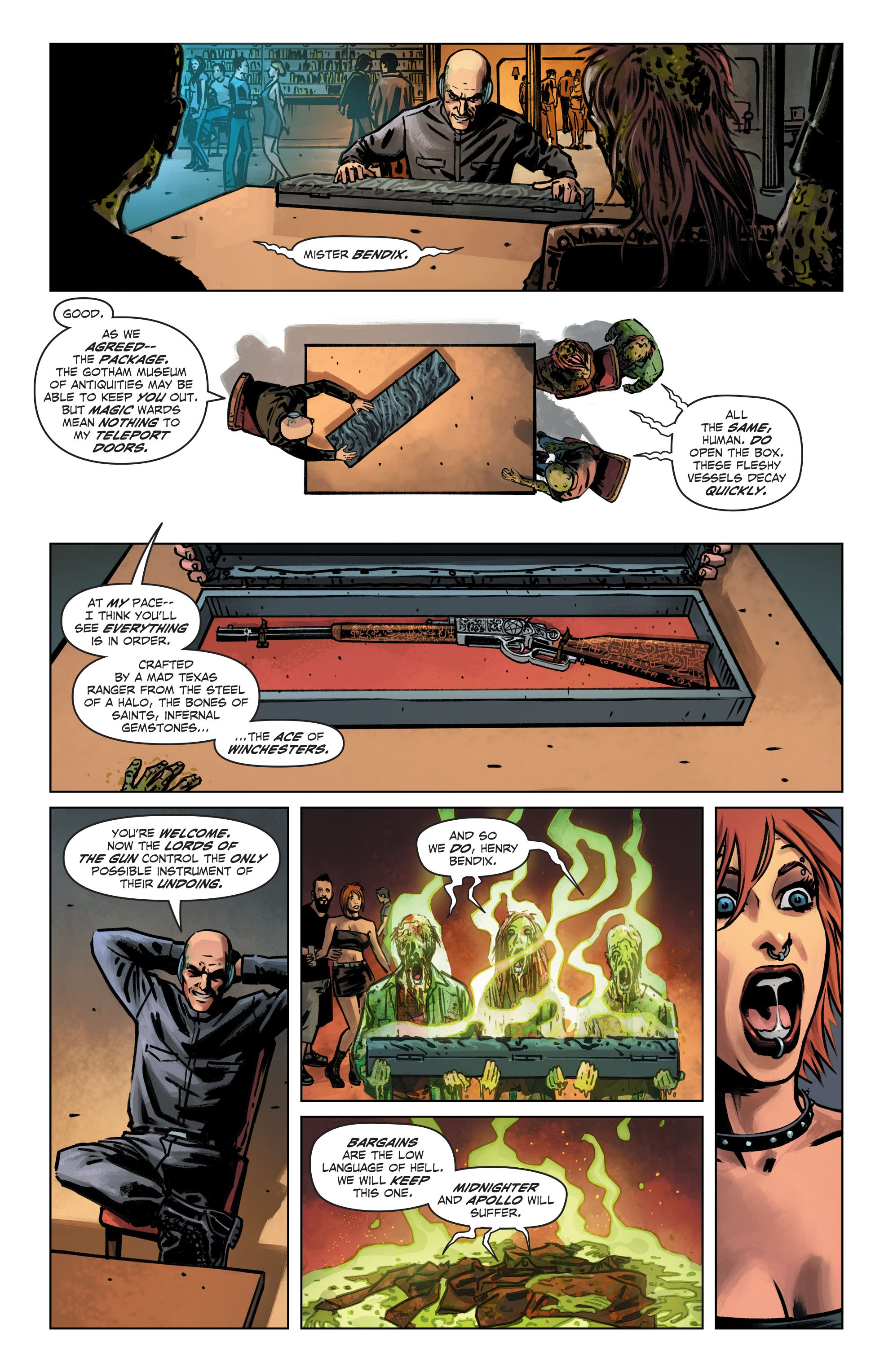 Midnighter and Apollo #_TPB #7 - English 20