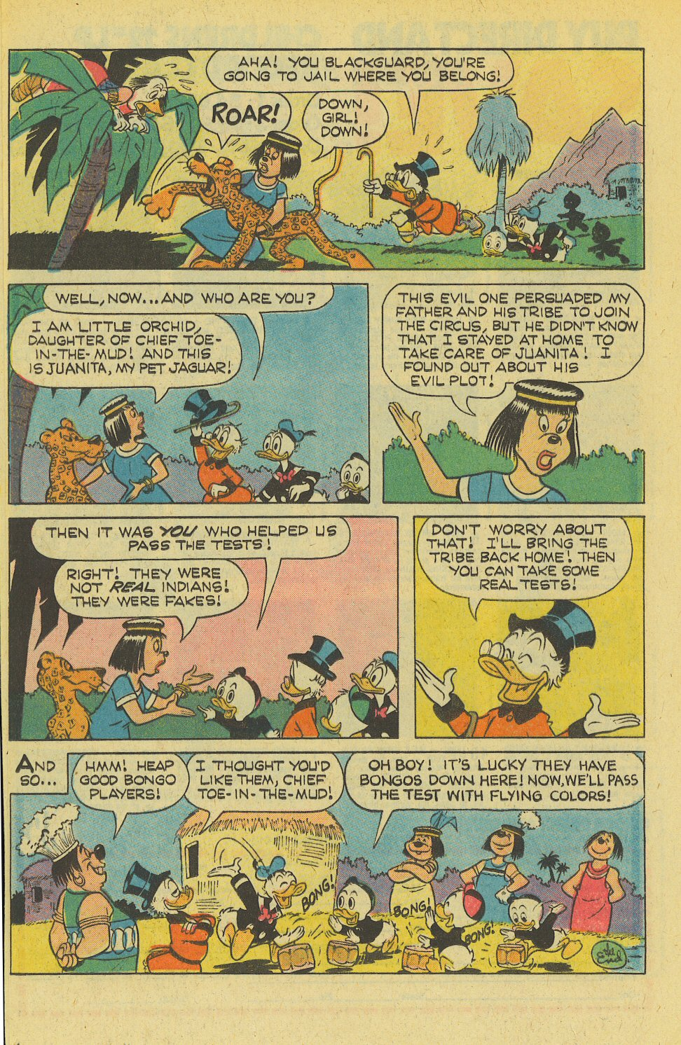 Read online Uncle Scrooge (1953) comic -  Issue #163 - 20