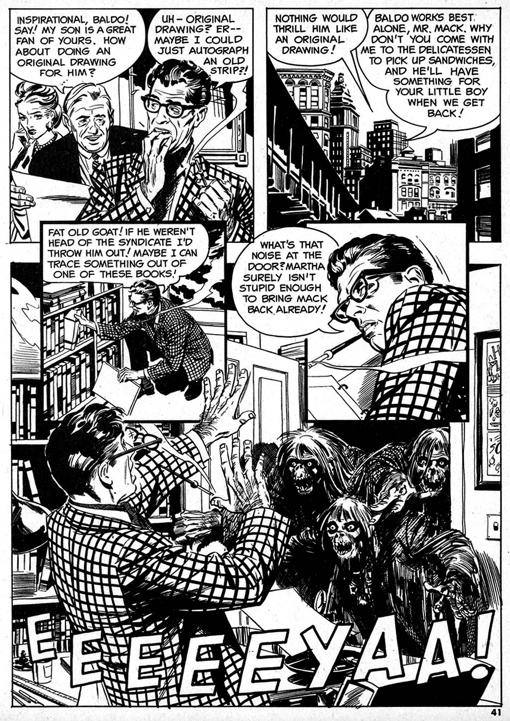 Creepy (1964) Issue #1 #1 - English 41
