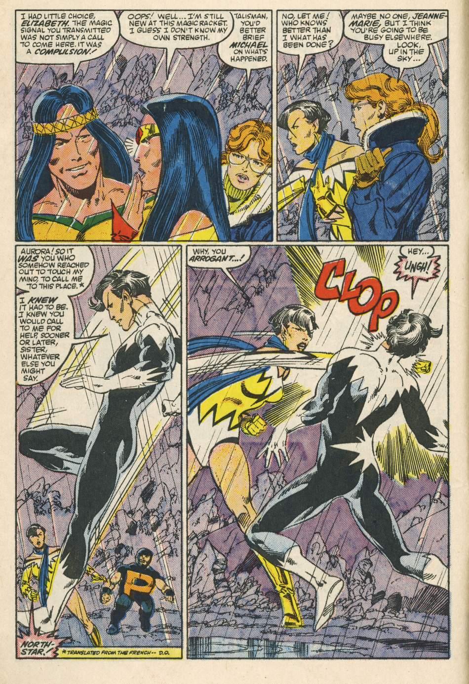 Read online Alpha Flight (1983) comic -  Issue #24 - 5