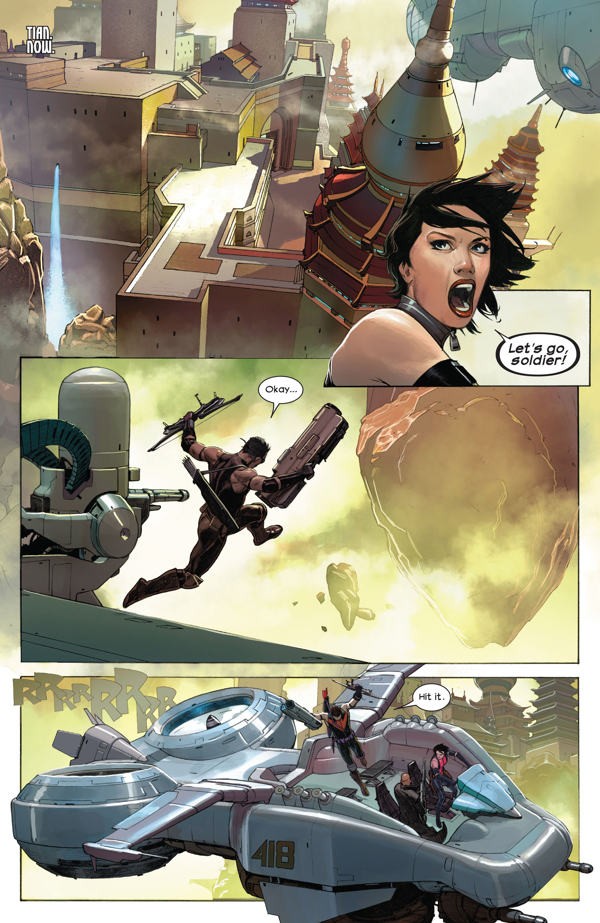 Read online Ultimate Comics Ultimates comic -  Issue #9 - 3