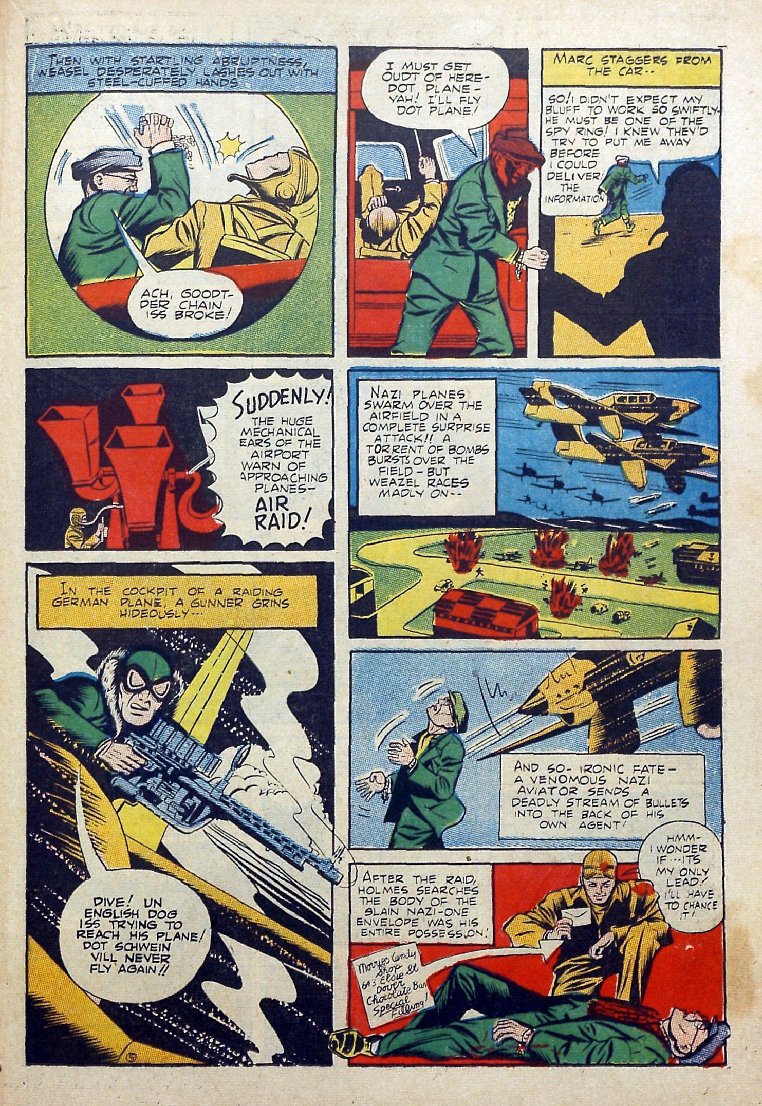 Daredevil (1941) issue 3 - Page 37