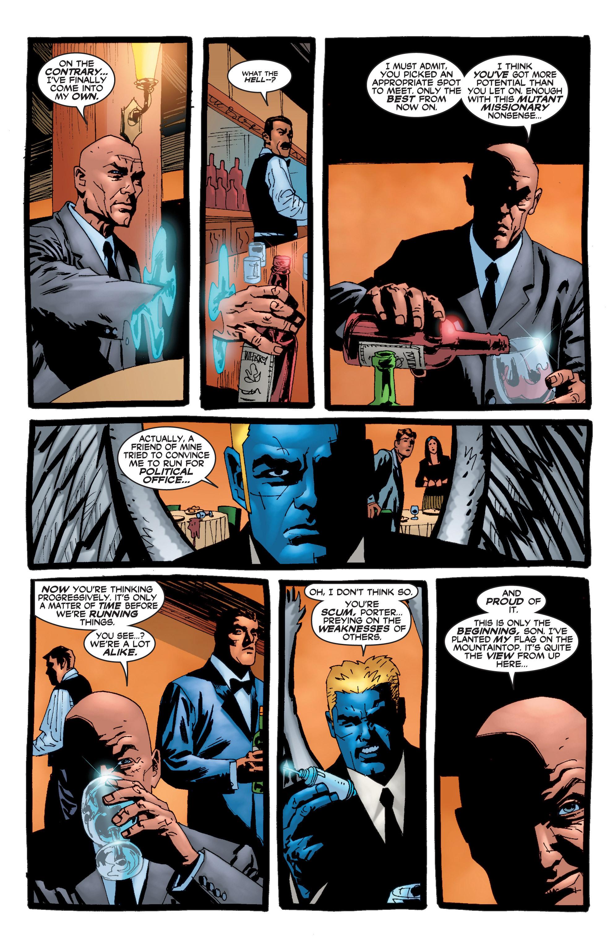 Read online Uncanny X-Men (1963) comic -  Issue #409 - 15