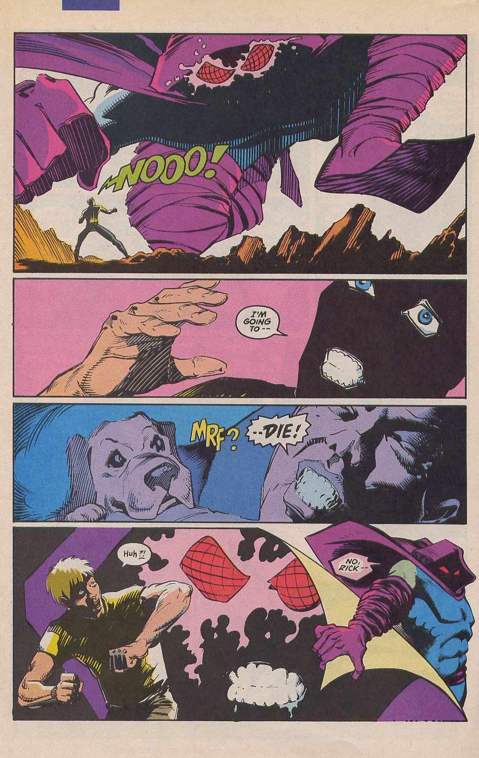 Read online Sleepwalker comic -  Issue #12 - 15