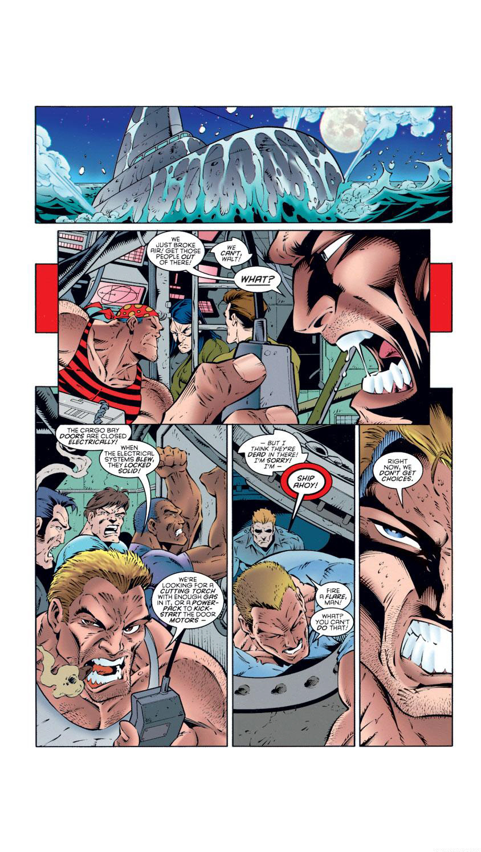 Read online X-Calibre comic -  Issue #2 - 9