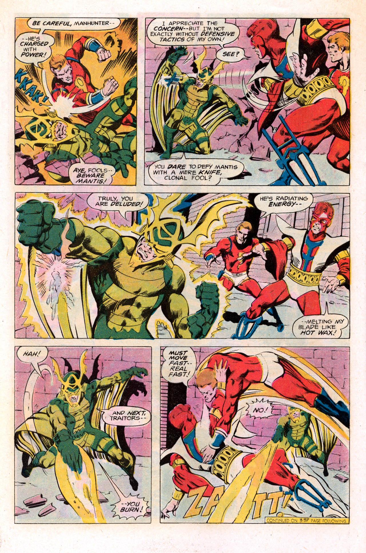 Read online Secret Society of Super-Villains comic -  Issue #2 - 22