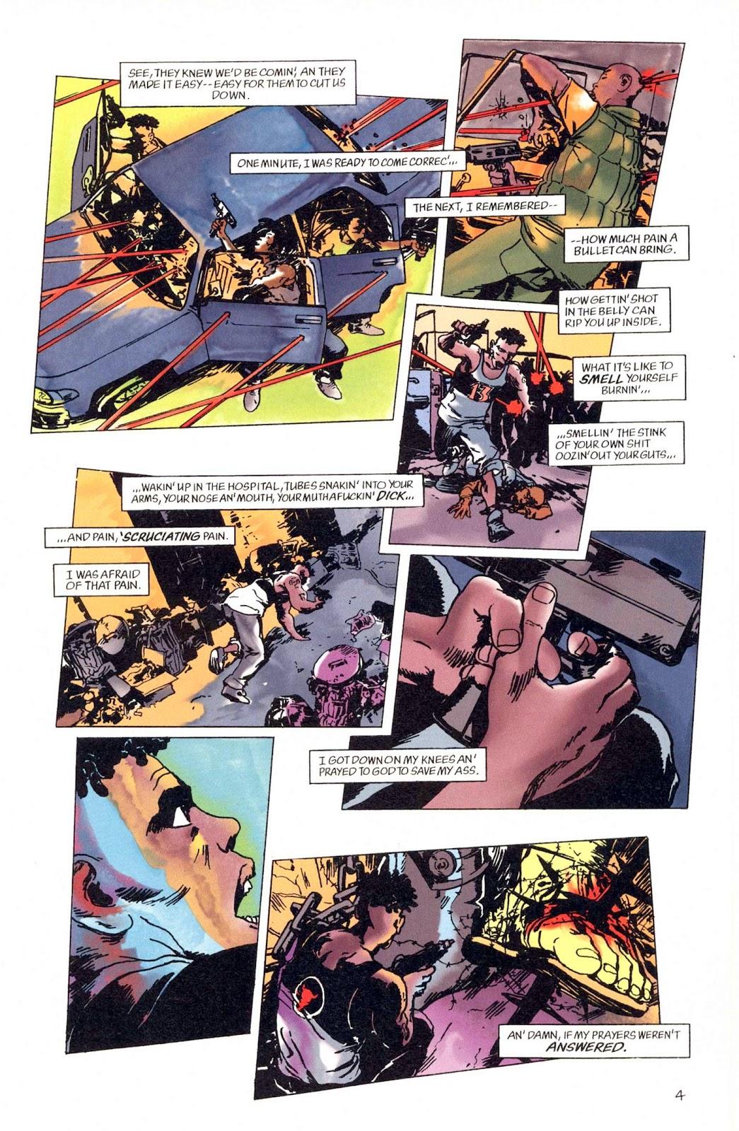 Read online Weird War Tales (1997) comic -  Issue #1 - 13