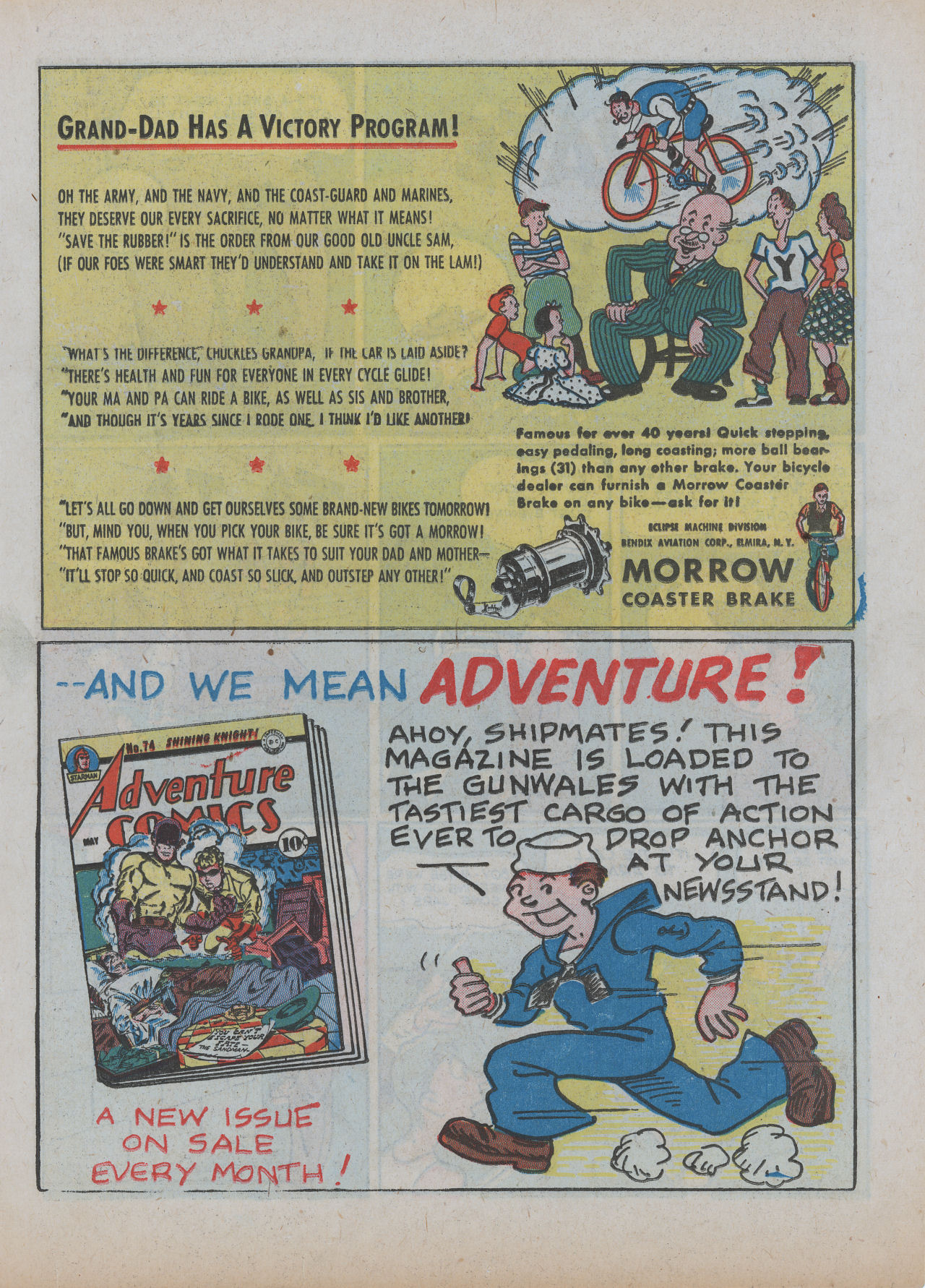Read online Detective Comics (1937) comic -  Issue #63 - 29