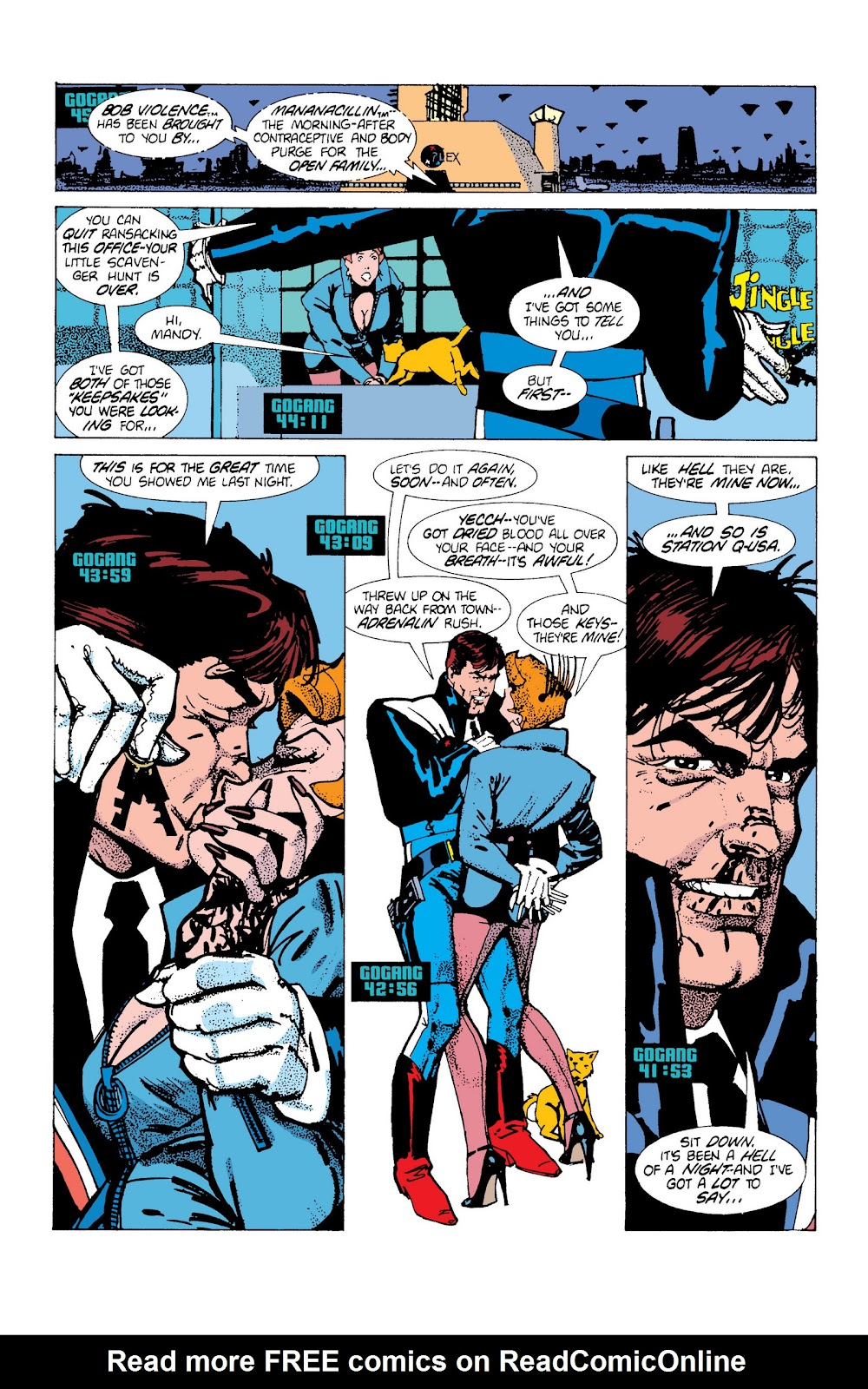 American Flagg! issue Definitive Collection (Part 2) - Page 10