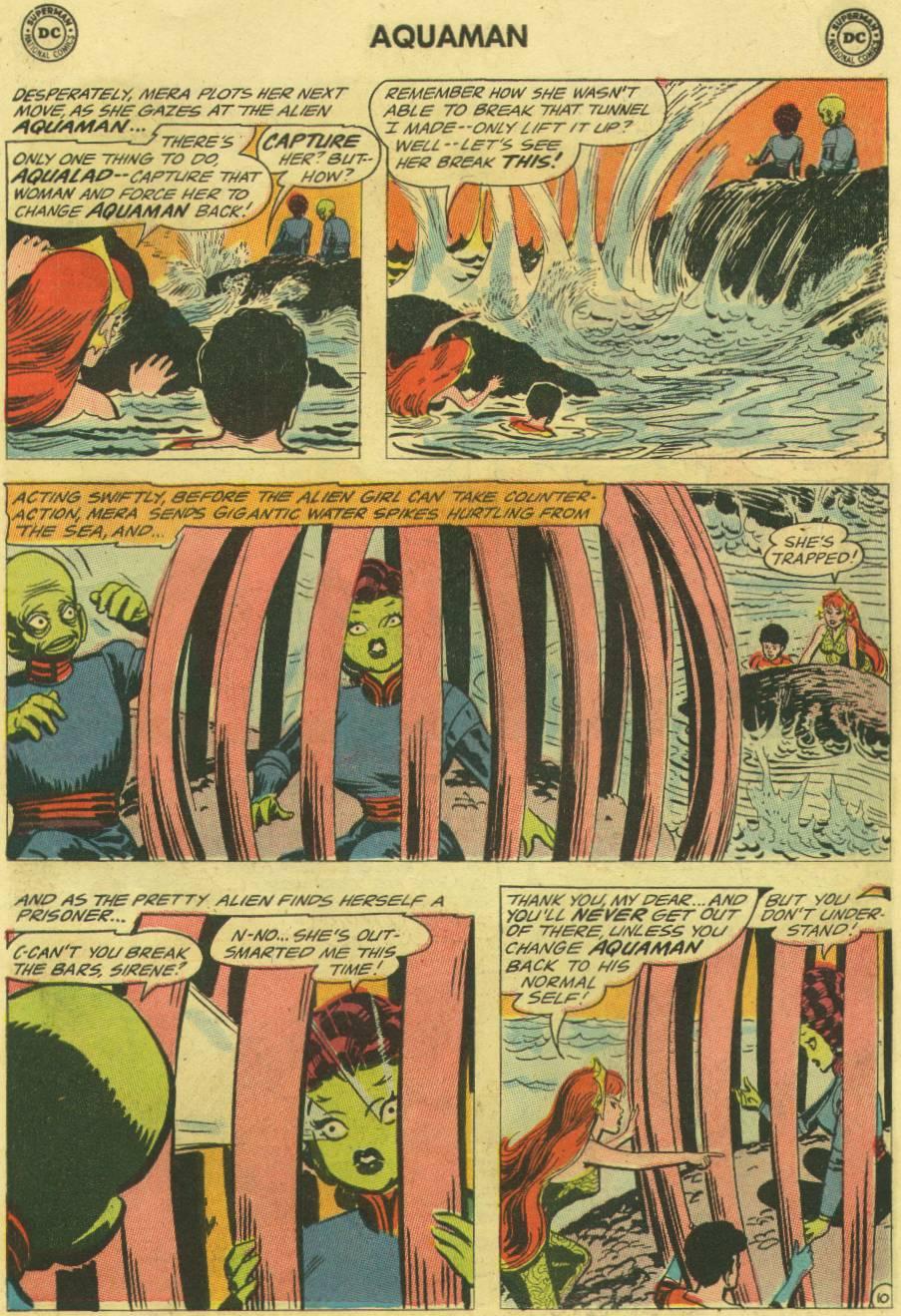 Read online Aquaman (1962) comic -  Issue #16 - 15