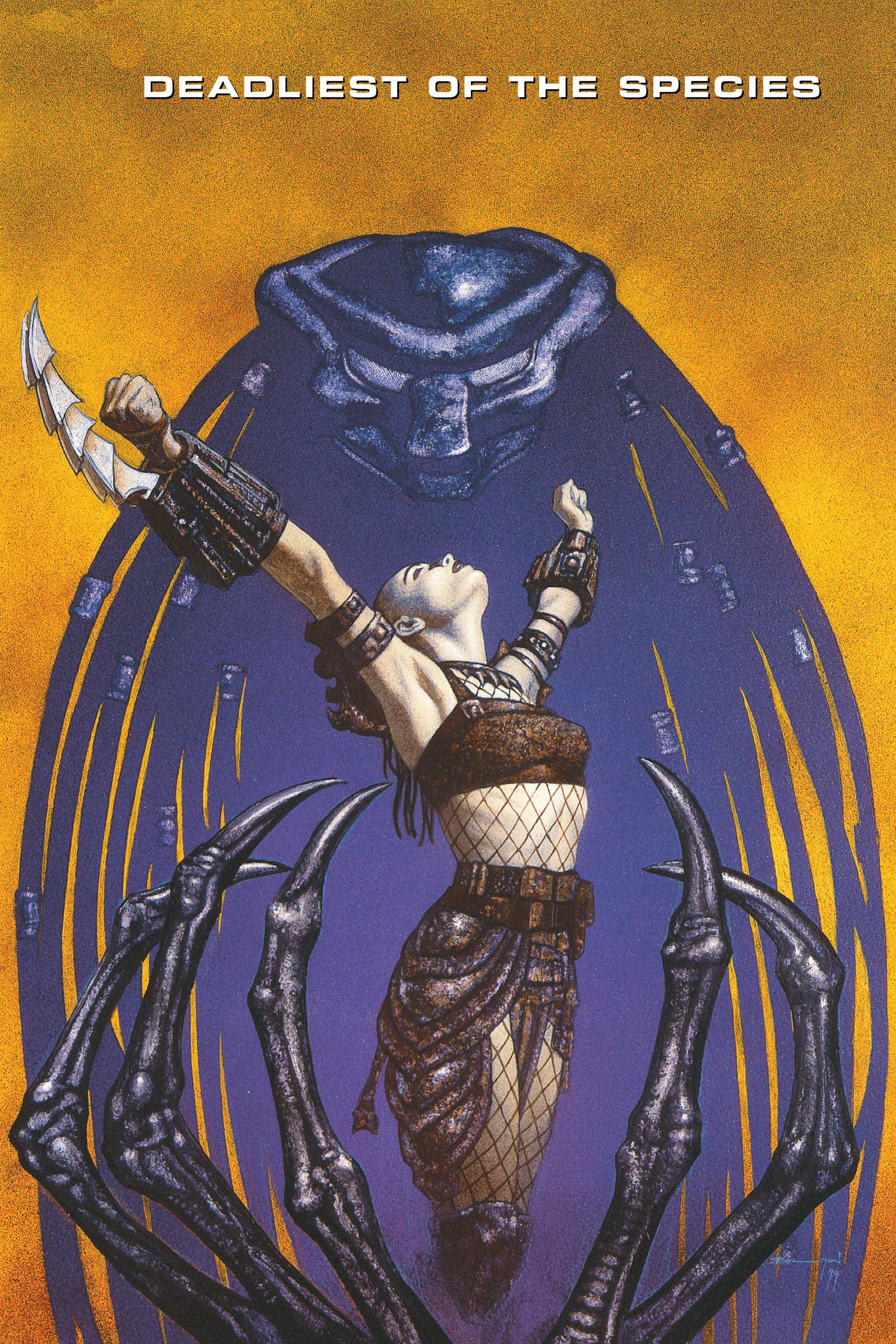 Read online Aliens vs. Predator Omnibus comic -  Issue # _TPB 2 Part 1 - 6