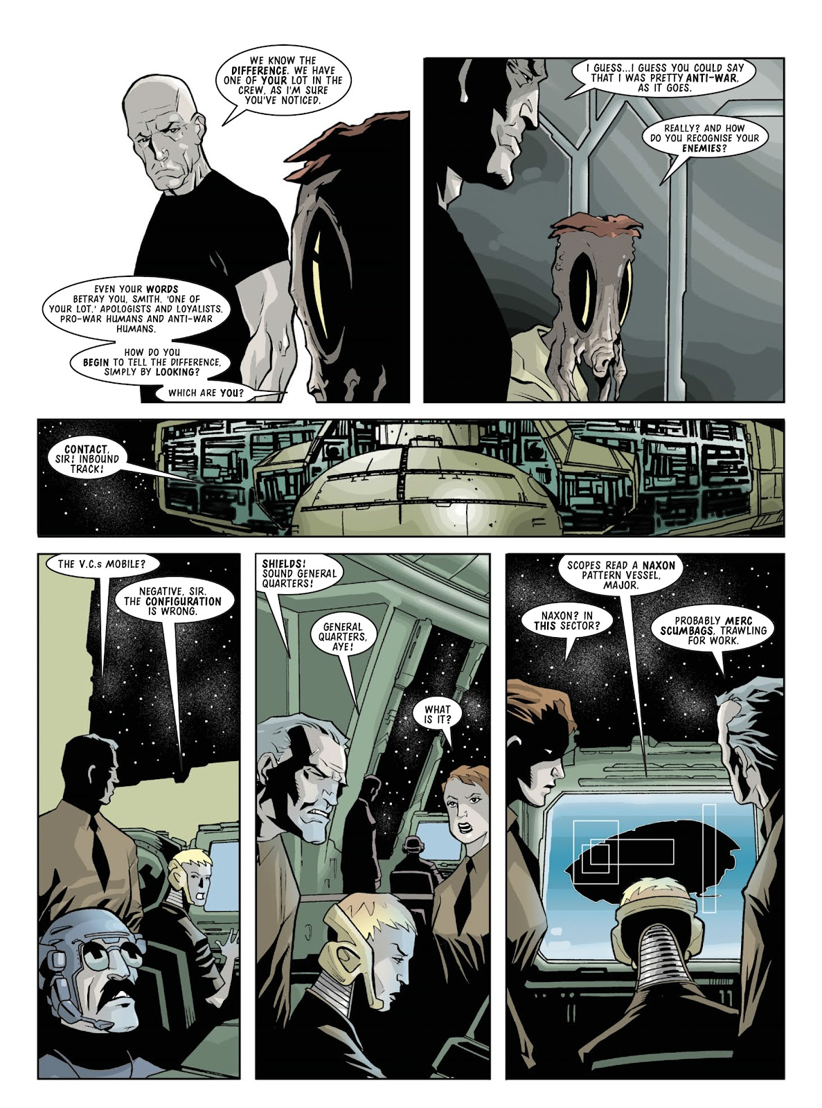 Judge Dredd Megazine (Vol. 5) Issue #381 #180 - English 105