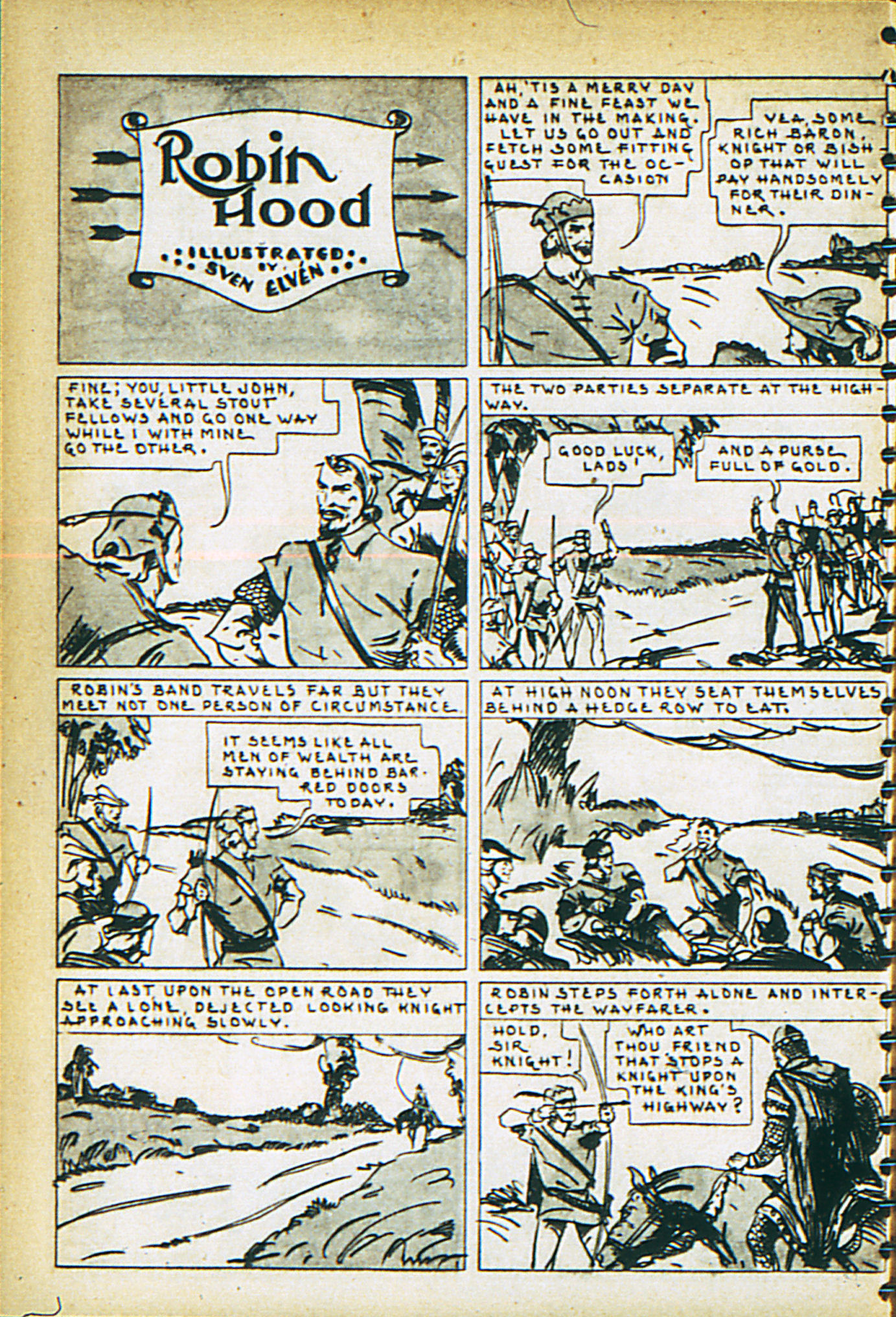 Read online Adventure Comics (1938) comic -  Issue #29 - 45