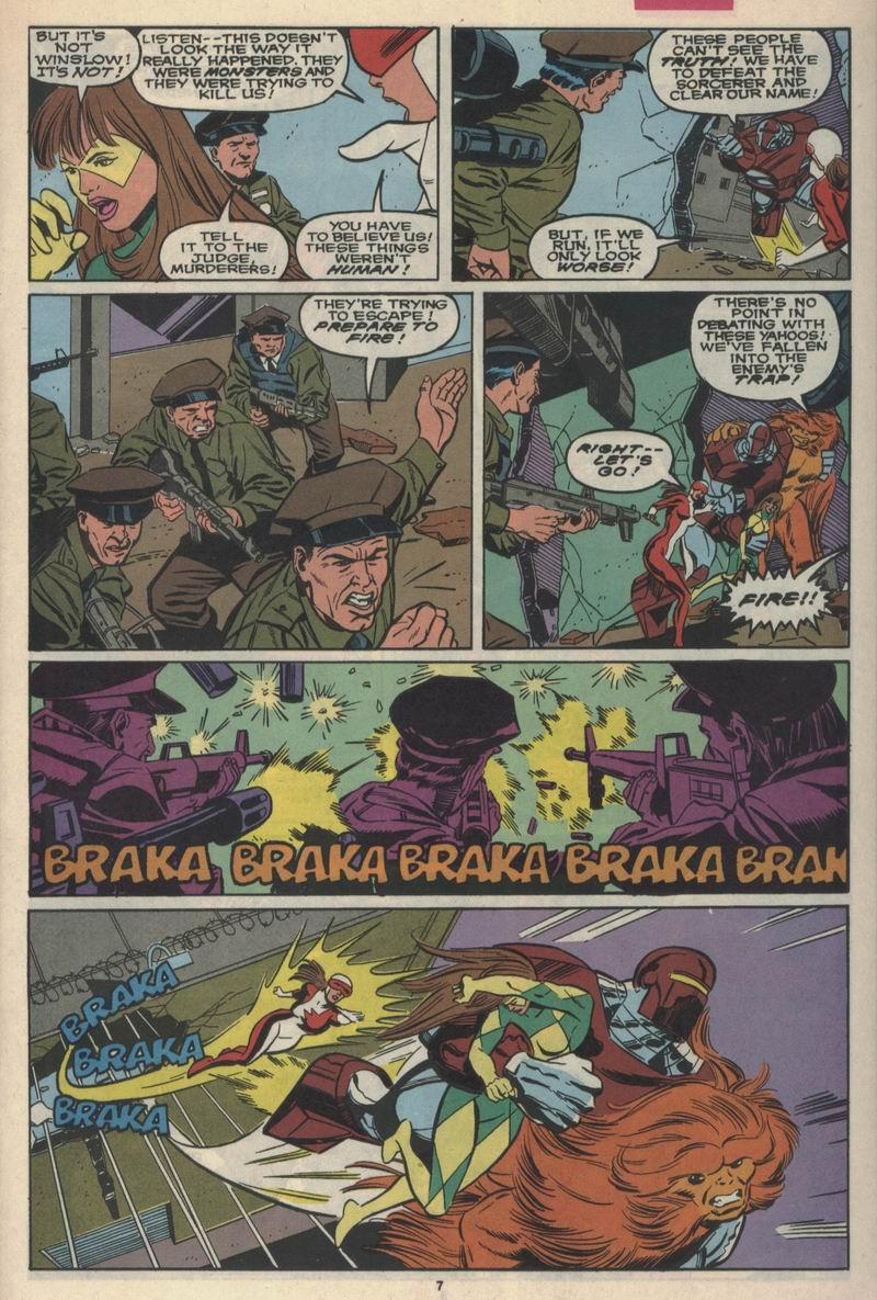 Read online Alpha Flight (1983) comic -  Issue #84 - 6
