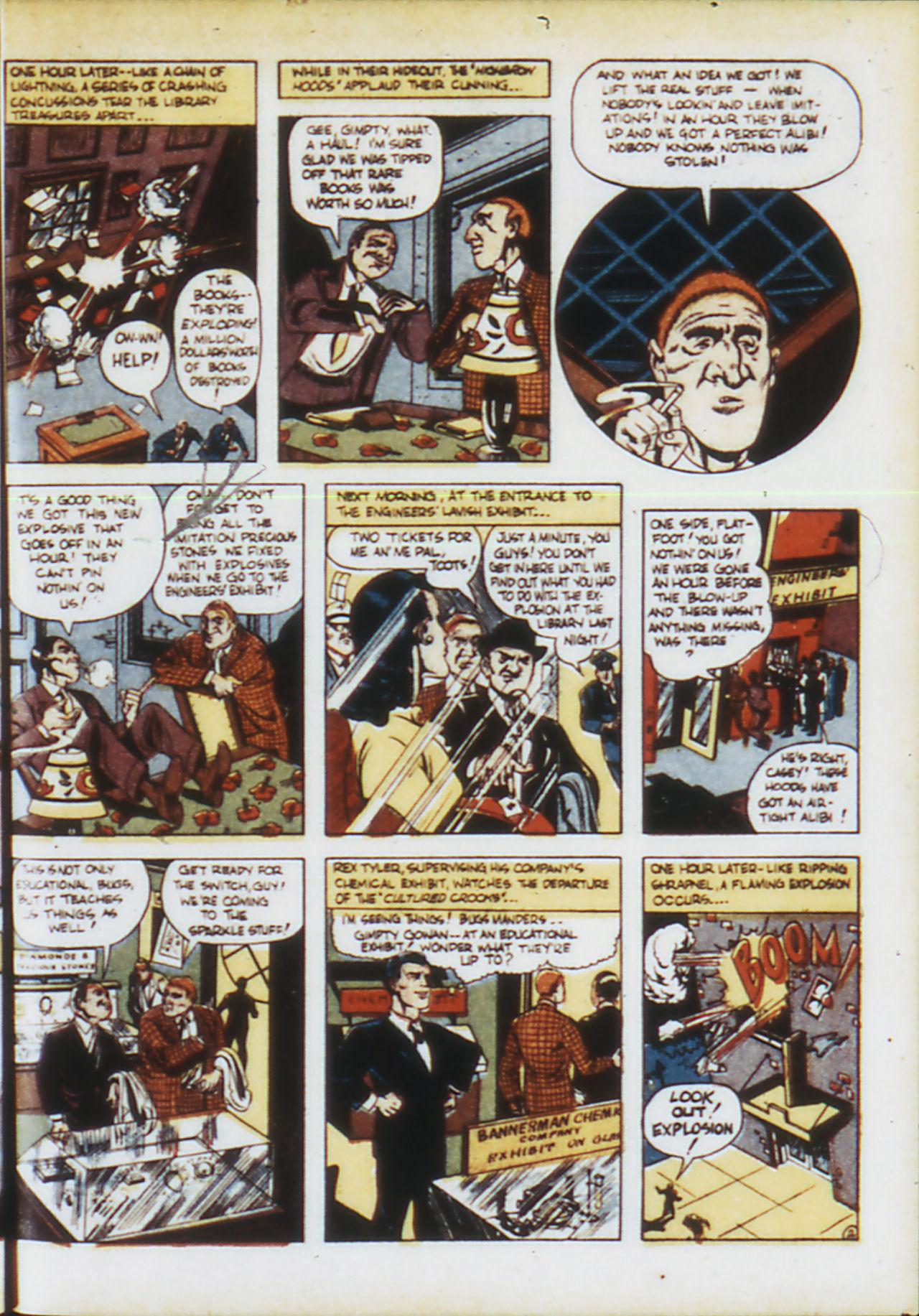 Read online Adventure Comics (1938) comic -  Issue #74 - 16