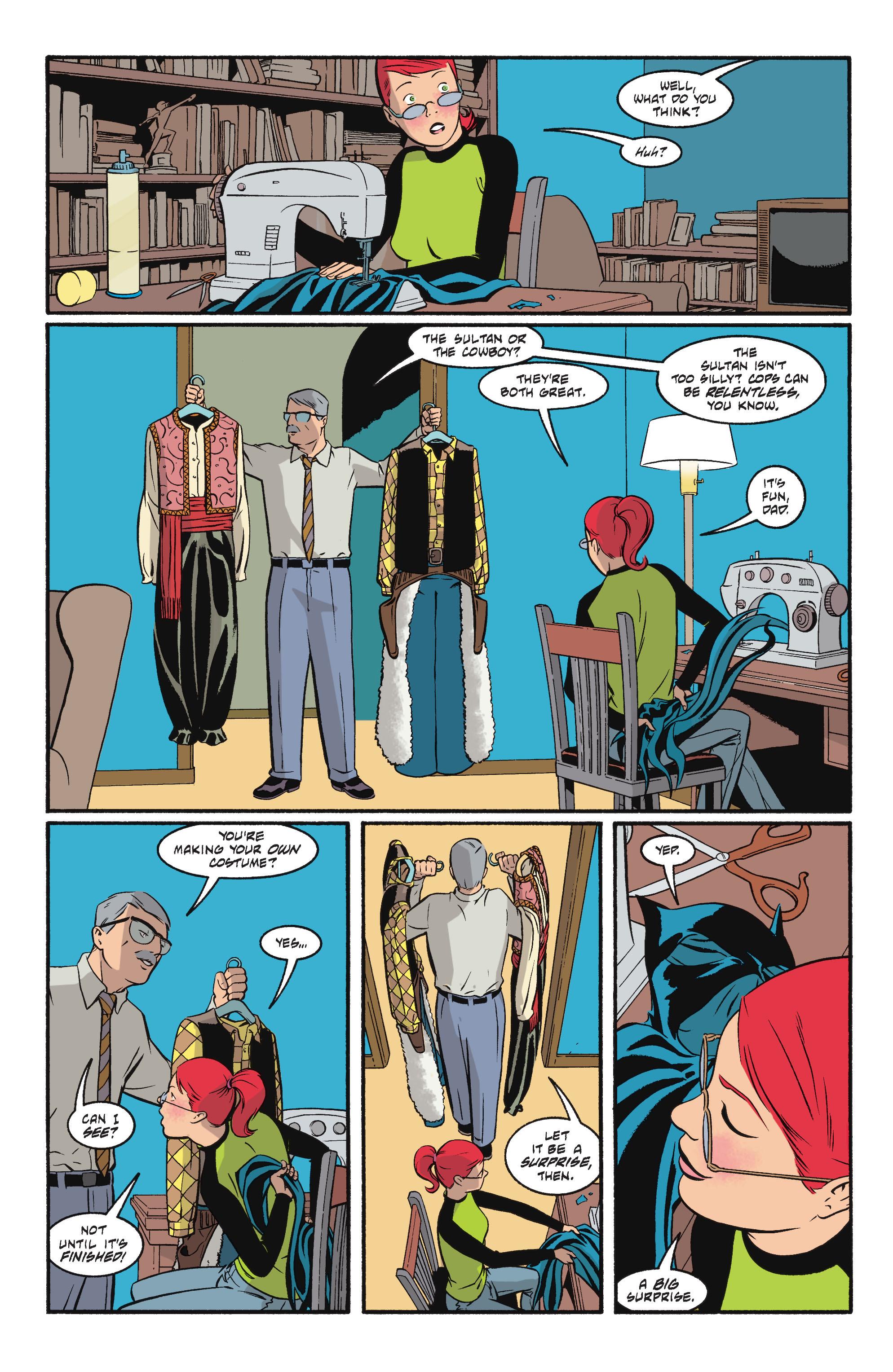 Read online Batgirl/Robin: Year One comic -  Issue # TPB 2 - 25